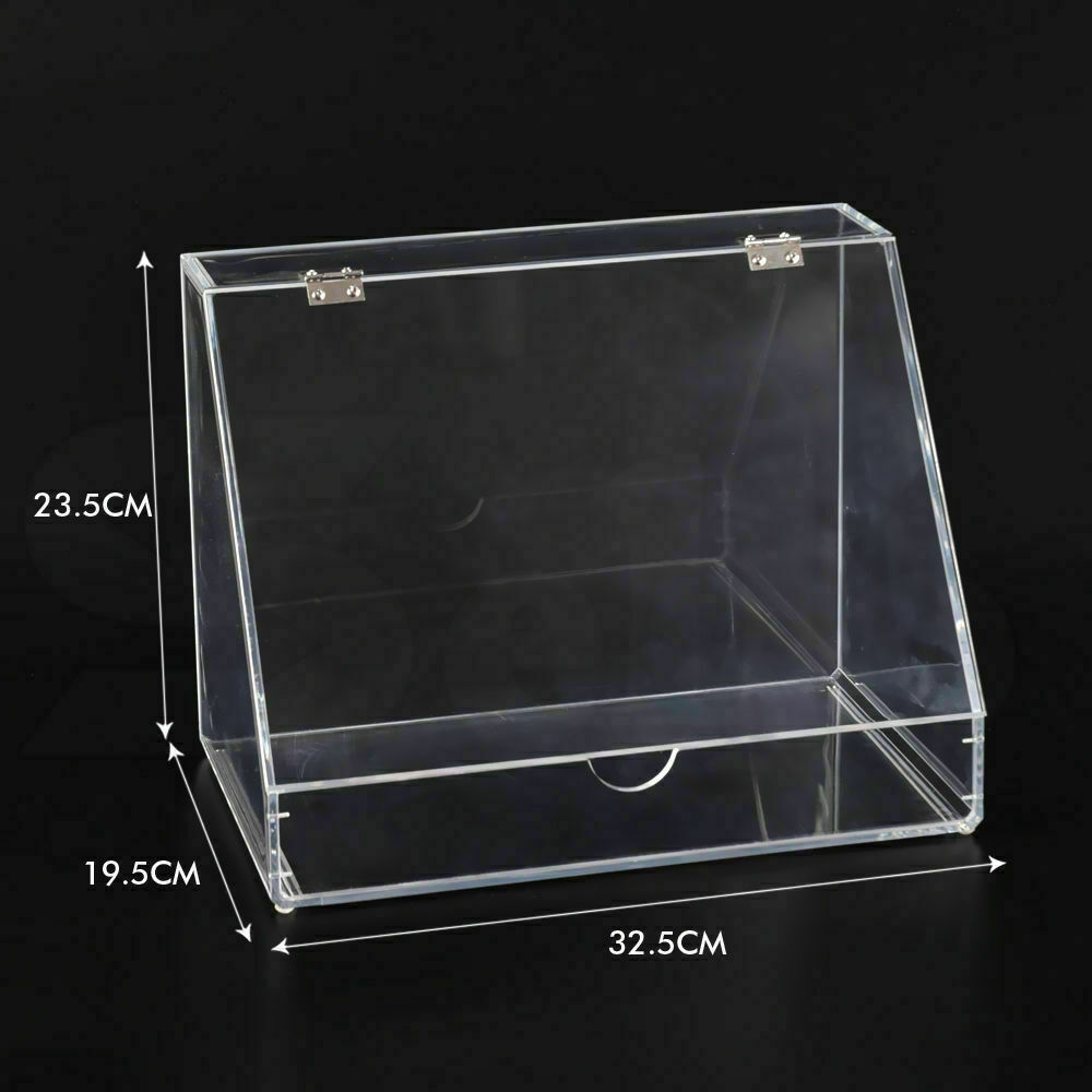 Cosmetic-Organizer-Clear-Acrylic-Jewellery-Box-Makeup-Storage-Case-Drawers thumbnail 12