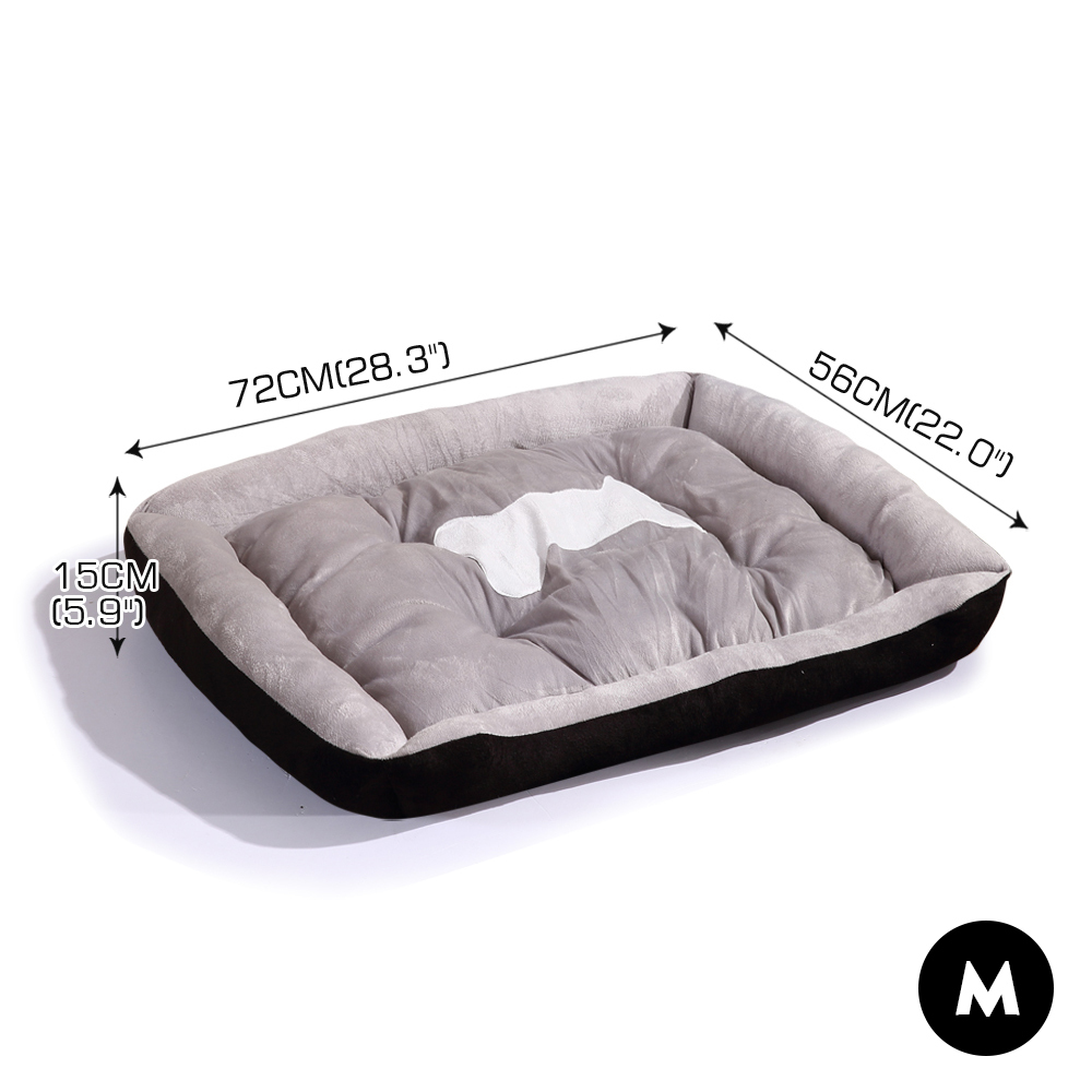 PawZ-Heavy-Duty-Pet-Bed-Mattress-Beds-Dog-Cat-Pad-Mat-Cushion-Pads-Mats-M-L-XL thumbnail 15