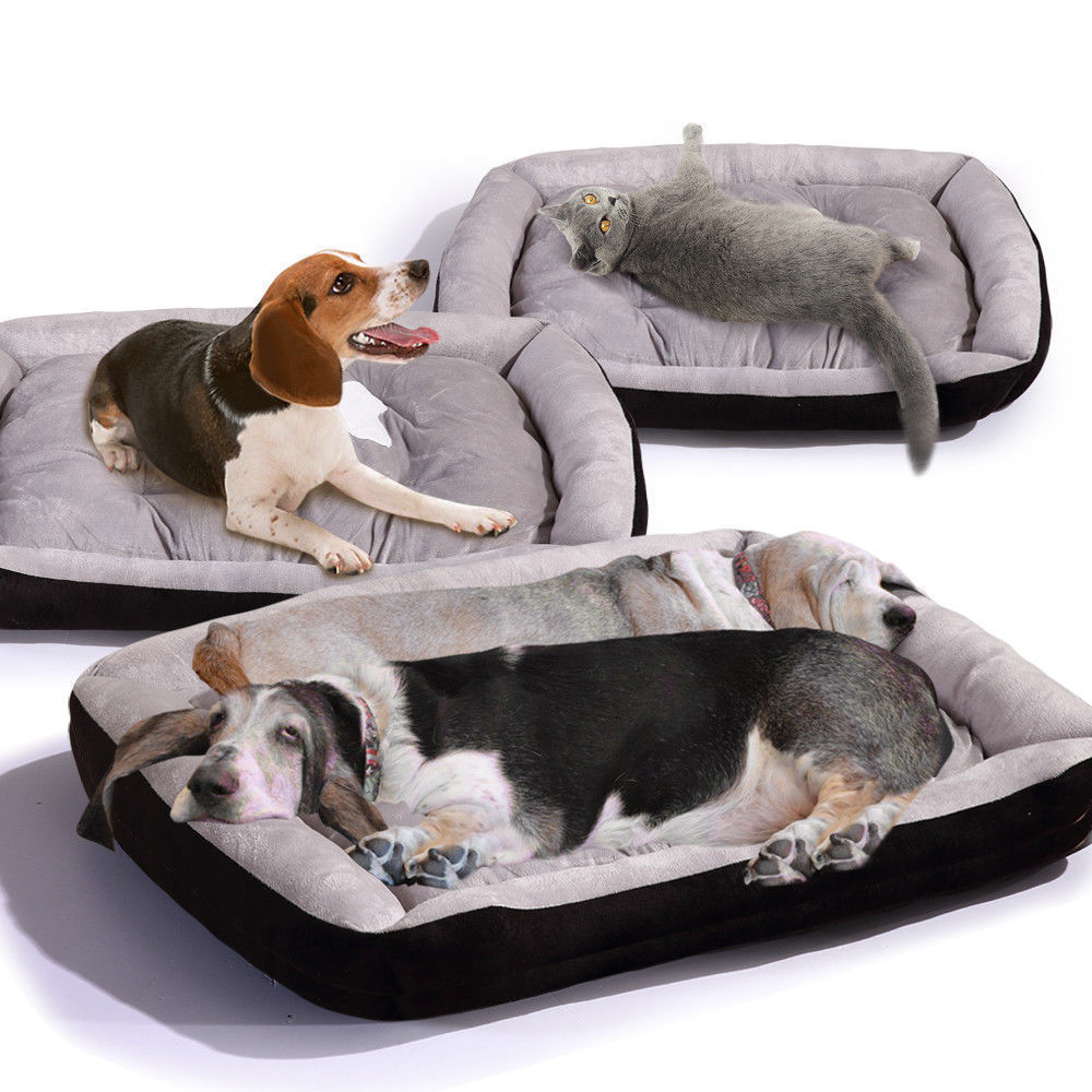 PawZ-Heavy-Duty-Pet-Bed-Mattress-Beds-Dog-Cat-Pad-Mat-Cushion-Pads-Mats-M-L-XL thumbnail 18