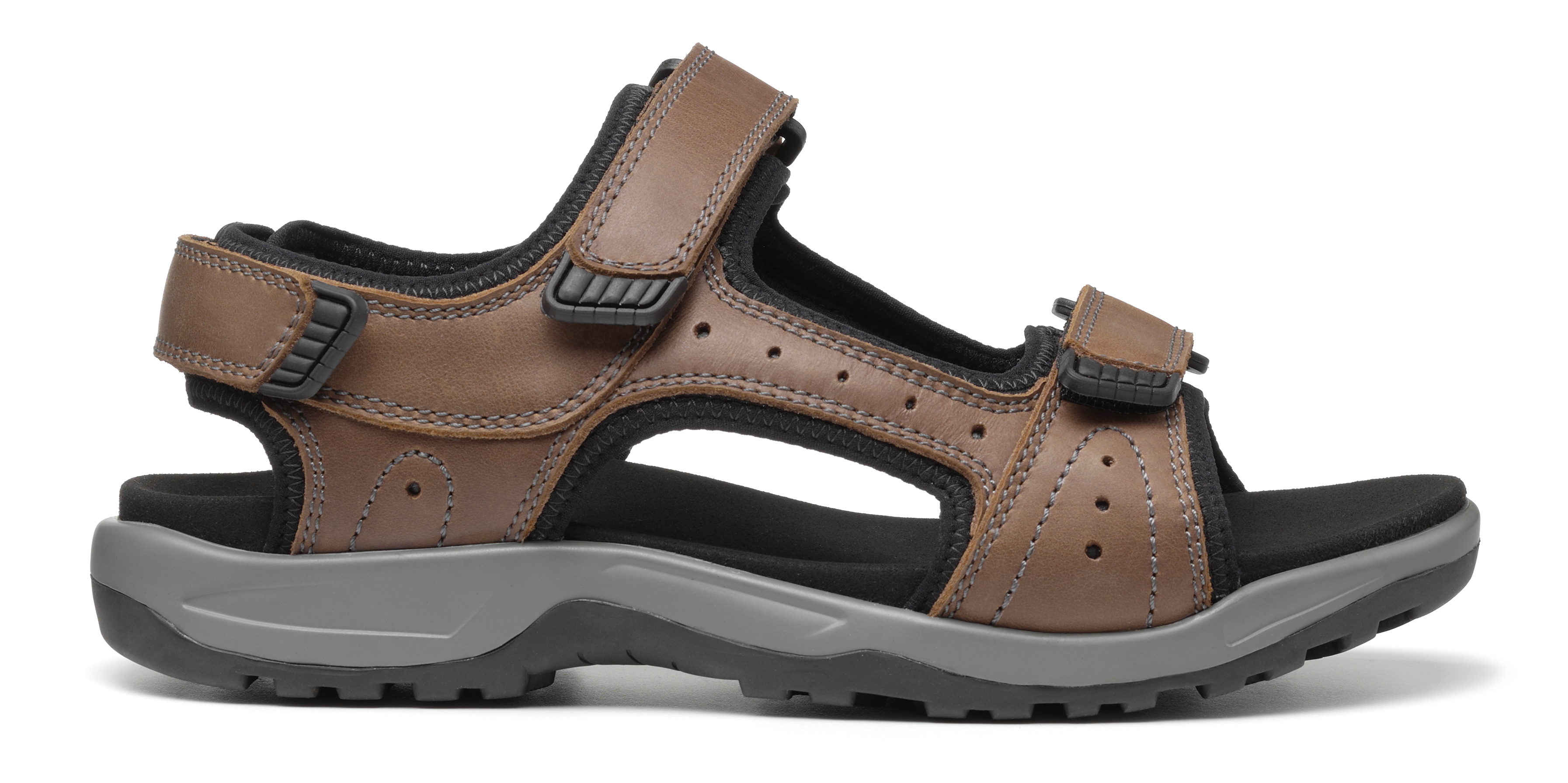 Hotter Men's Action Active Sandal Waxed