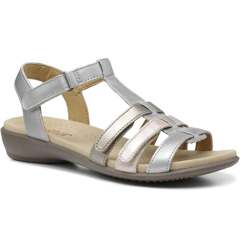Hotter Women's Sol Wide Fit Open Sandal