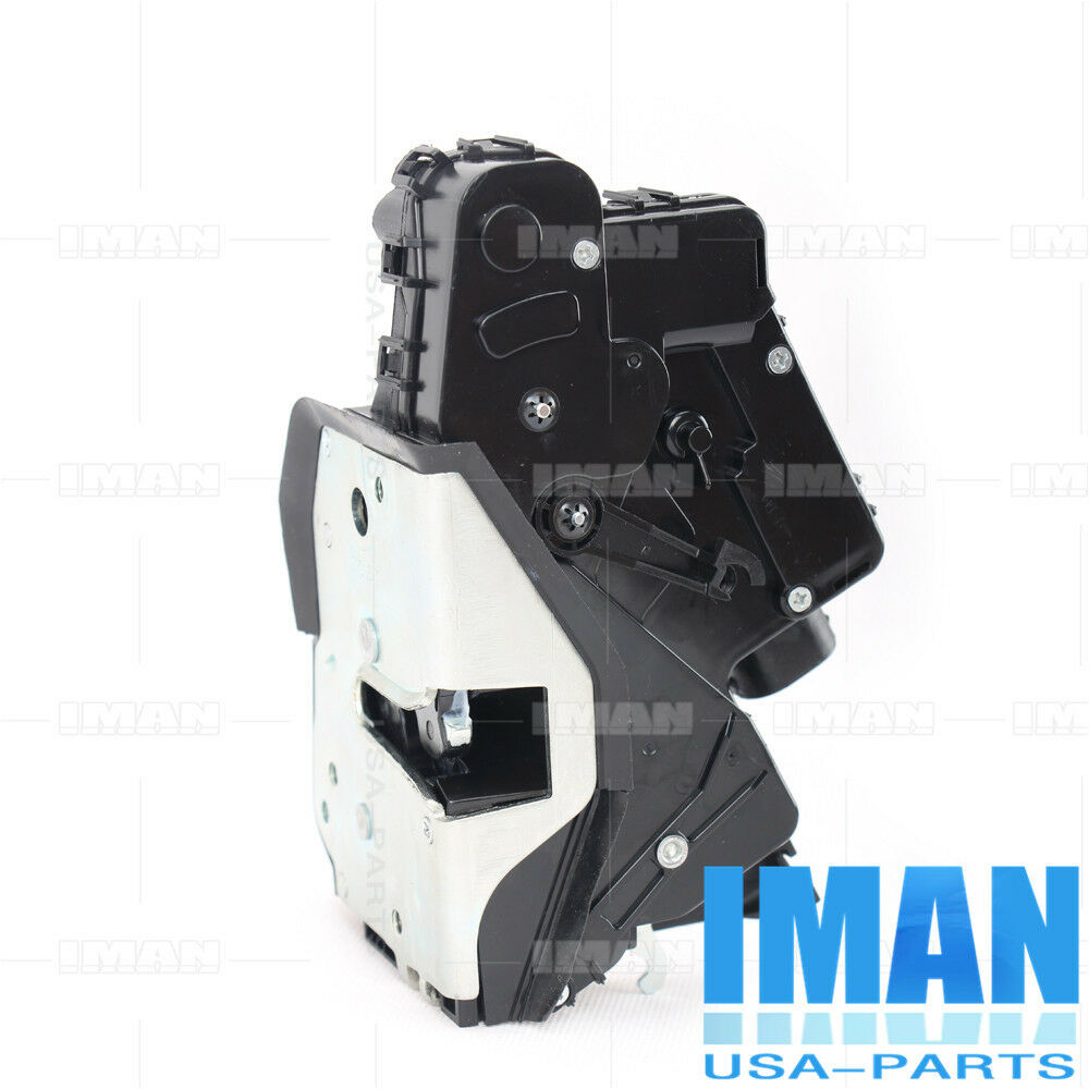 Front Driver Side Integrated Door Lock Actuator For BMW E46 325i 330i 2001-2005