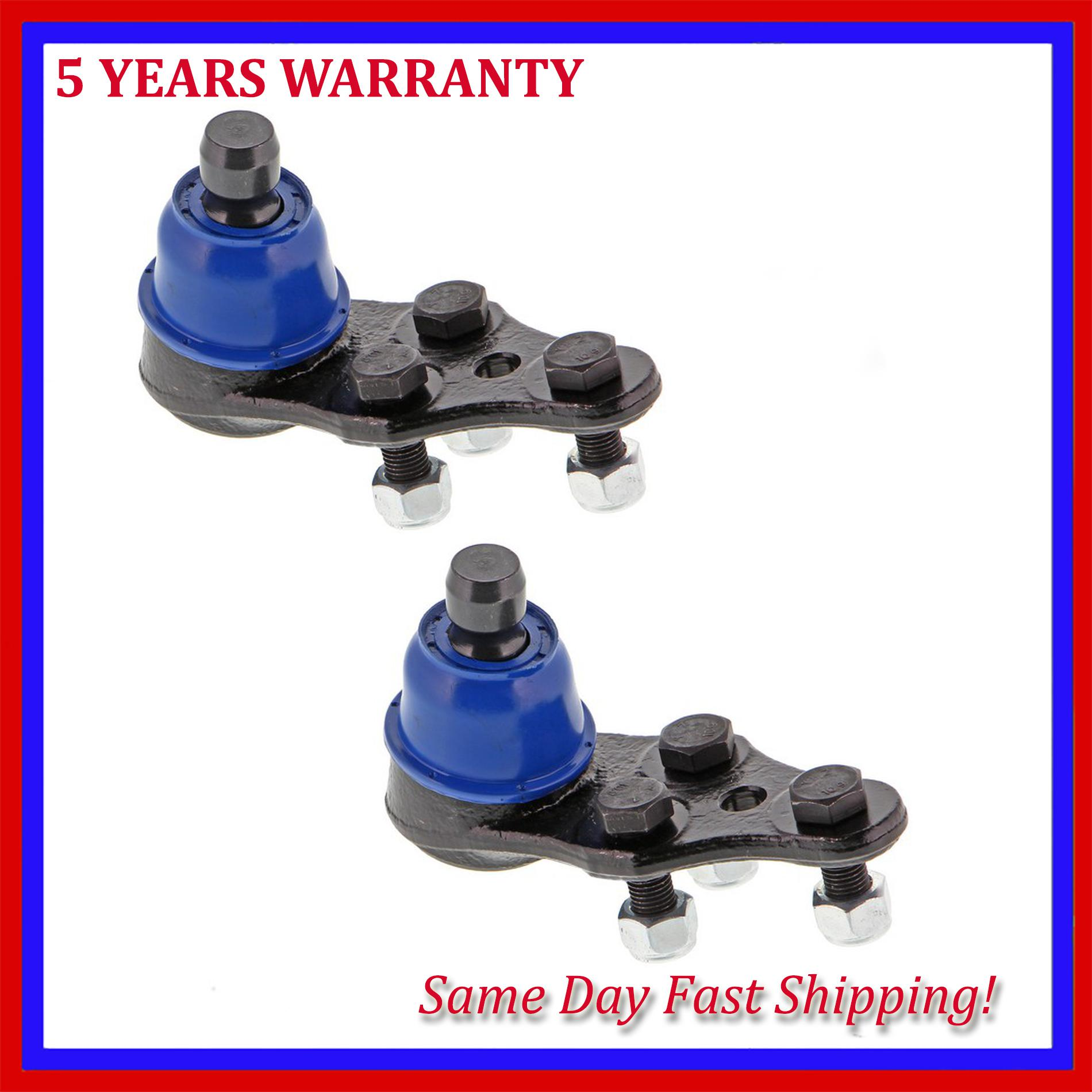 2pcs Front Left Right Lower Suspension Ball Joint For 2001-2005 2006 Chevrolet