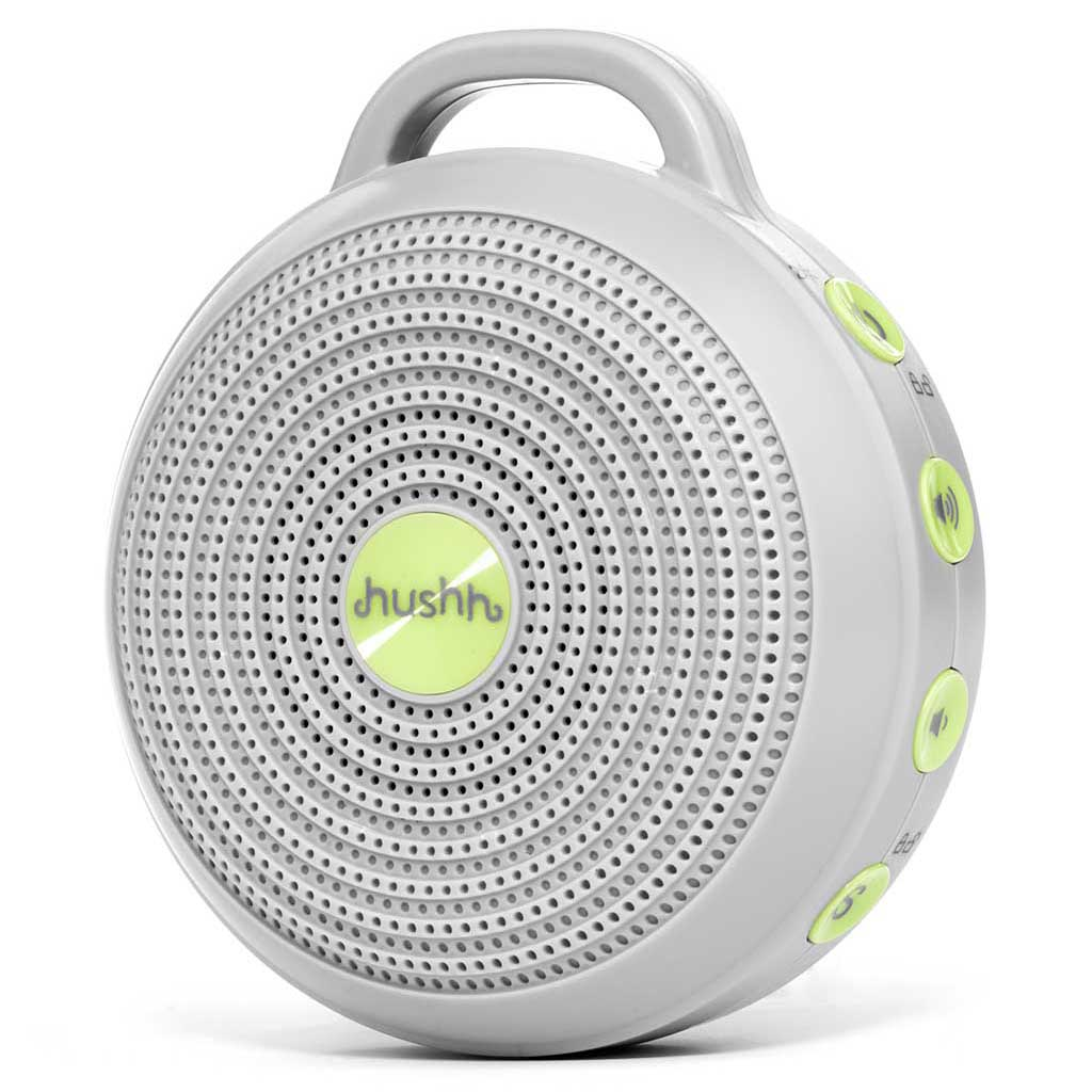 Hushh Compact Sound Machine for Baby
