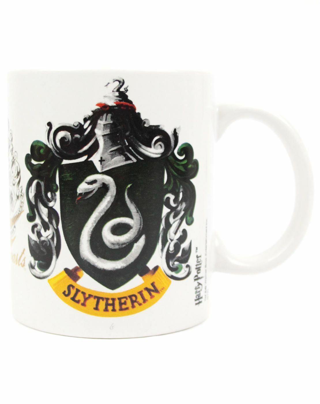 Harry-Potter-Slytherin-Crest-Women-039-s-T-Shirt-and-Mug-Gift-Set-Bundle thumbnail 12