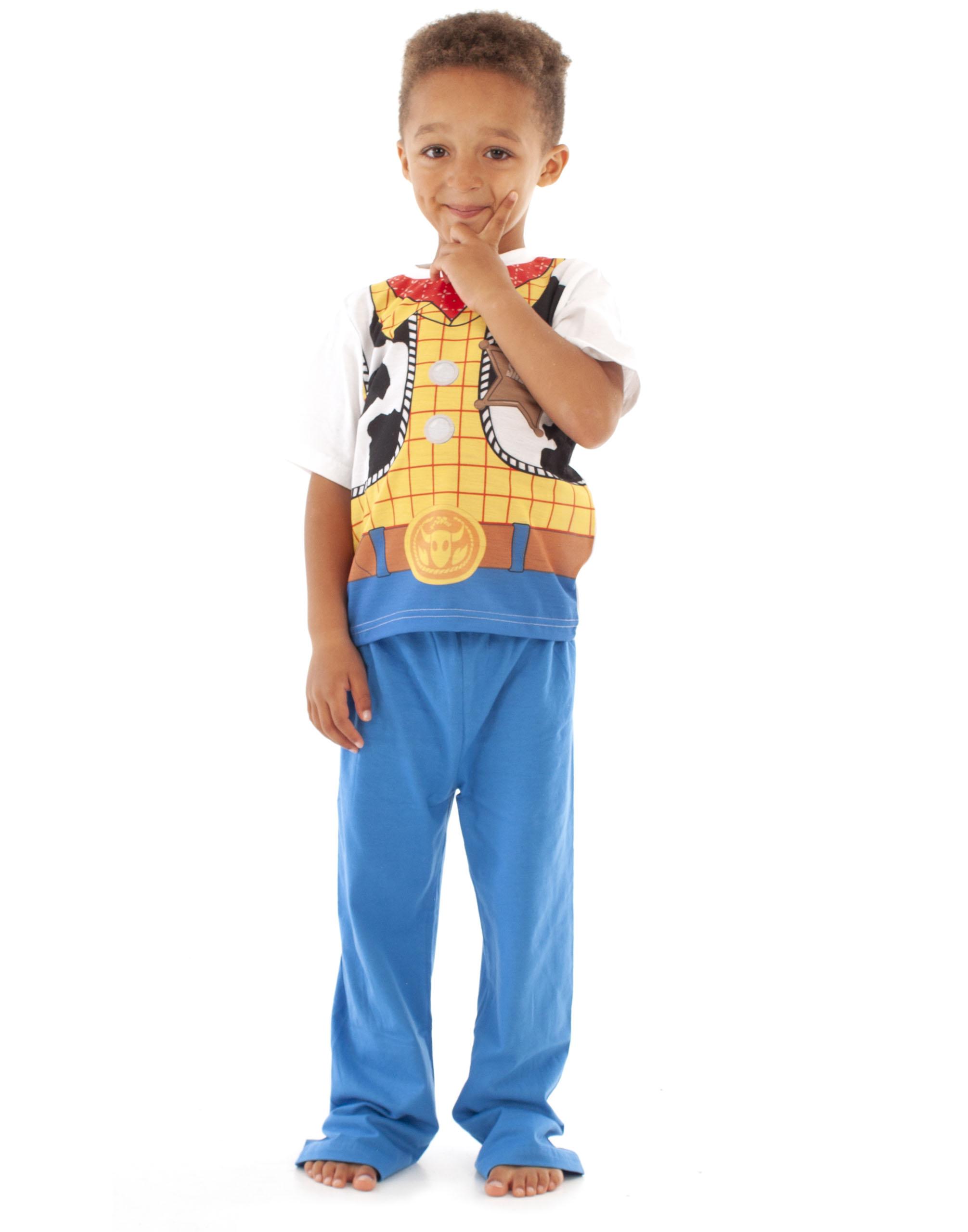 Boys Disney Toy Story Woody Pyjamas