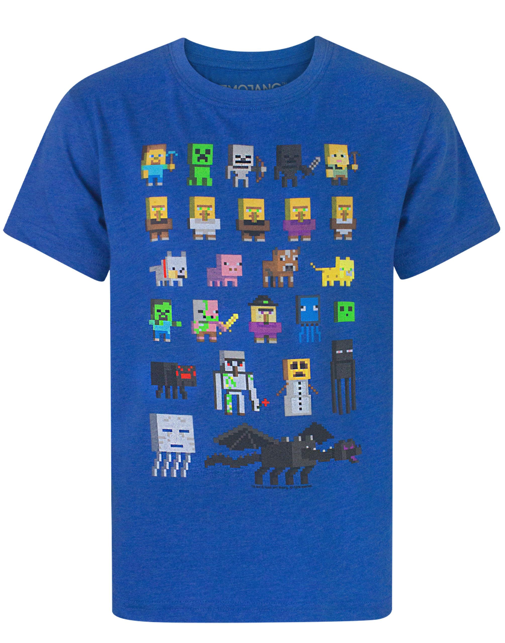 Boys T Shirts Batman Blue Black Character Spring Summer Wear Size 2 3 4 5 6 7 8