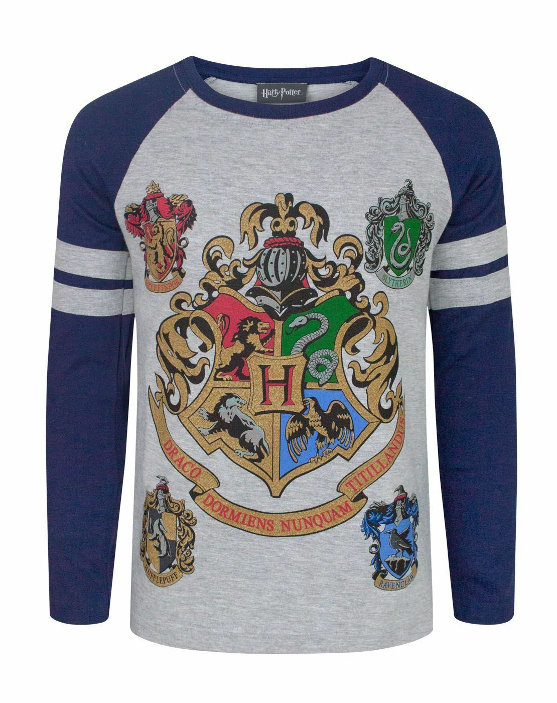 Harry Potter Youth Long Sleeve T Shirt