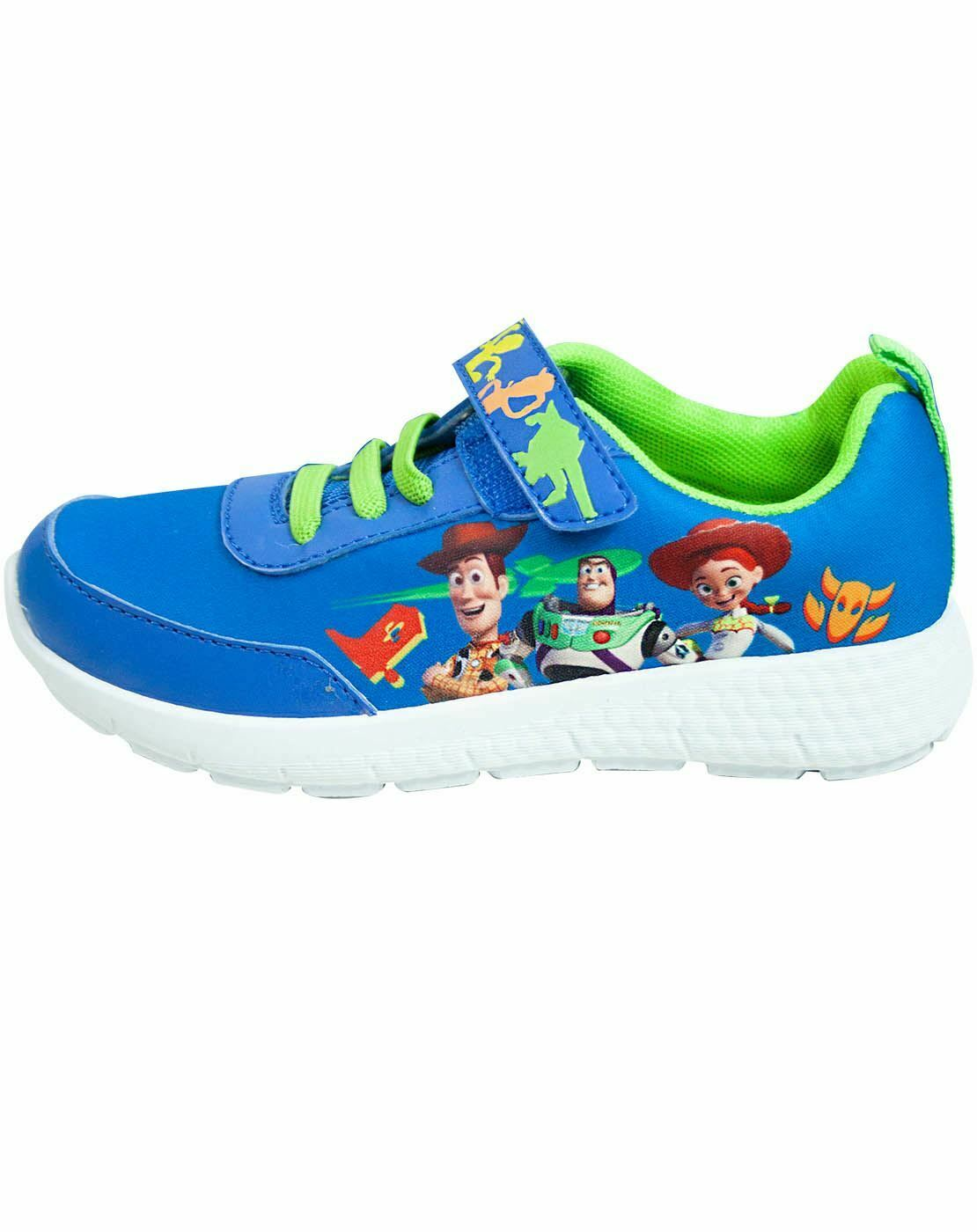 Toy Story 4 Woody Buzz Jessie Boys Kid/'s Casual Trainers Shoes