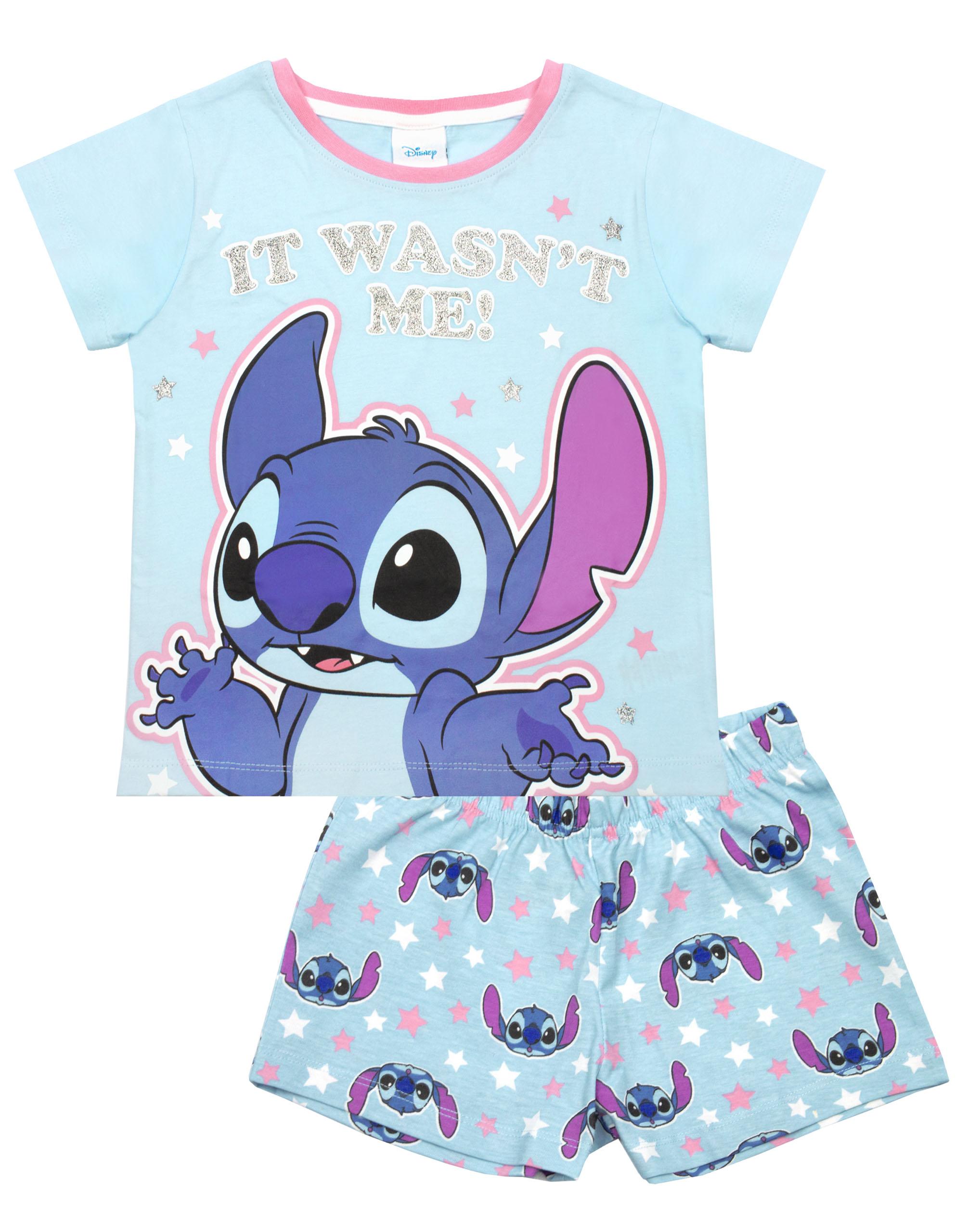 Disney Girls Lilo /& Stitch Pyjamas