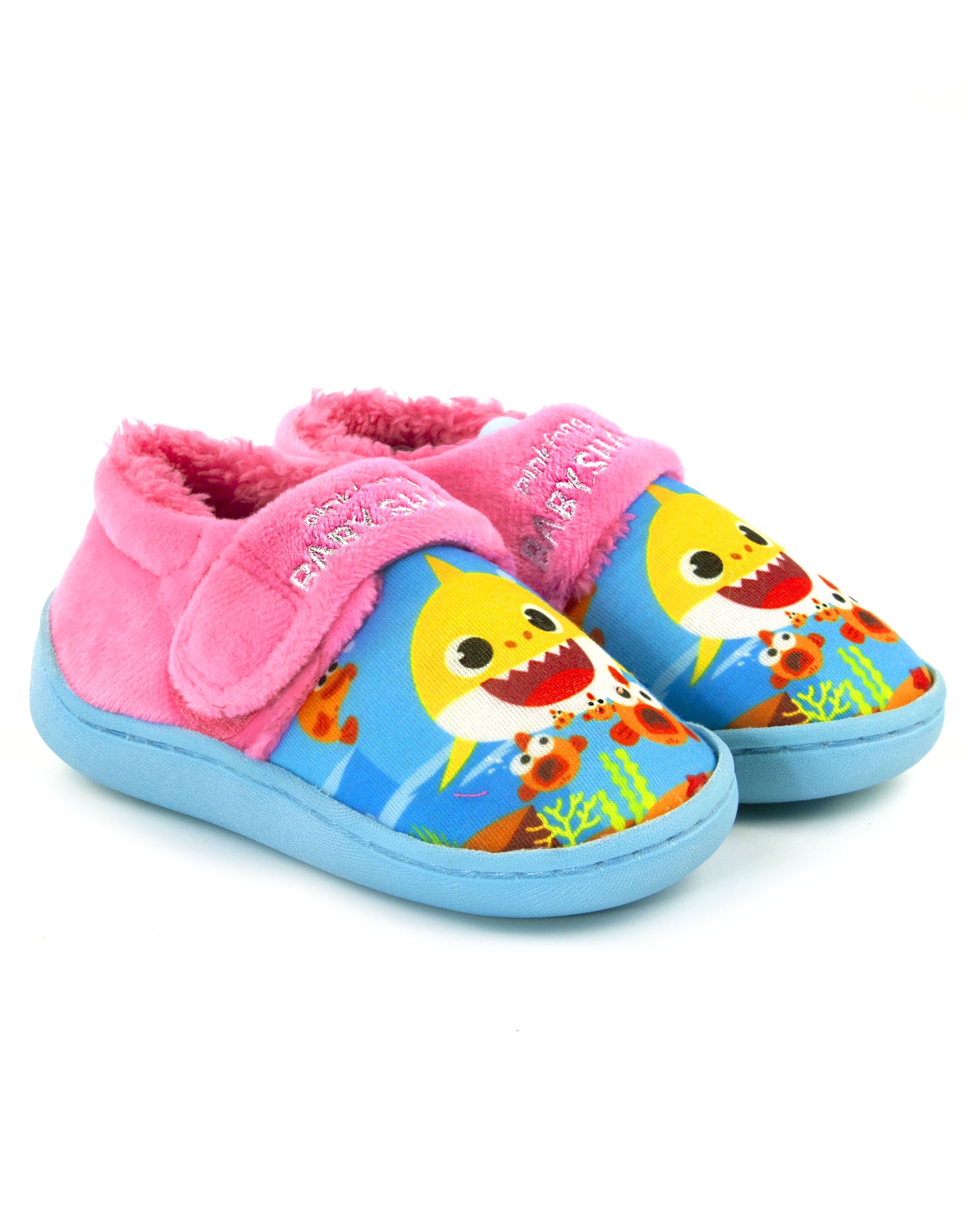 Pinkfong Baby Shark Pink Multicoloured