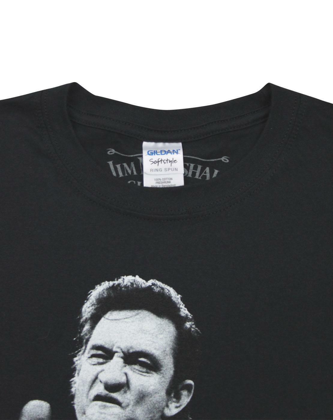 Johnny Cash singer-songwriter legend mens T-shirt all sizes