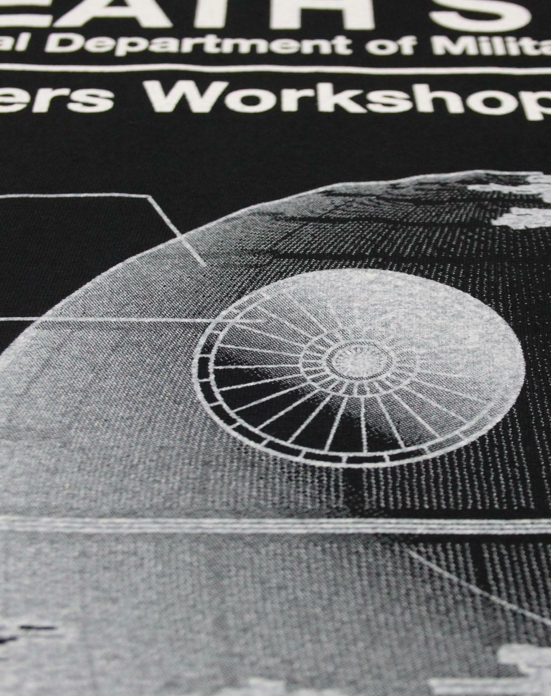 Haynes-Manual-Star-Wars-Death-Star-Men-039-s-T-Shirt thumbnail 7