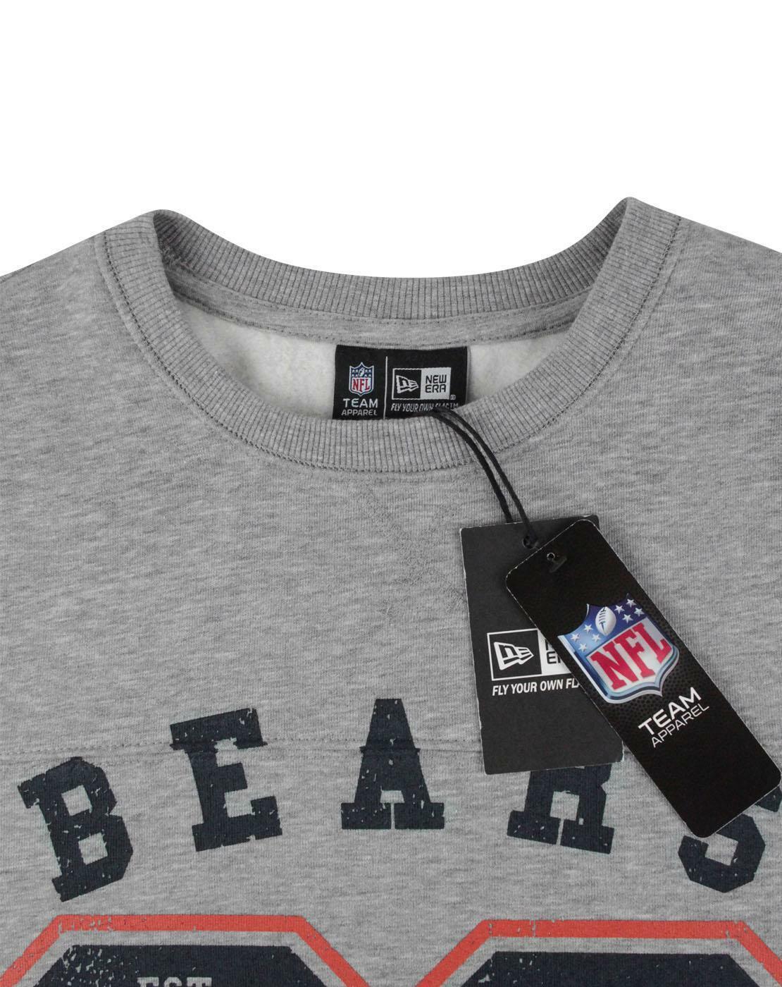 New-Era-NFL-Chicago-Bears-Vintage-Number-Men-039-s-Sweater miniatura 10