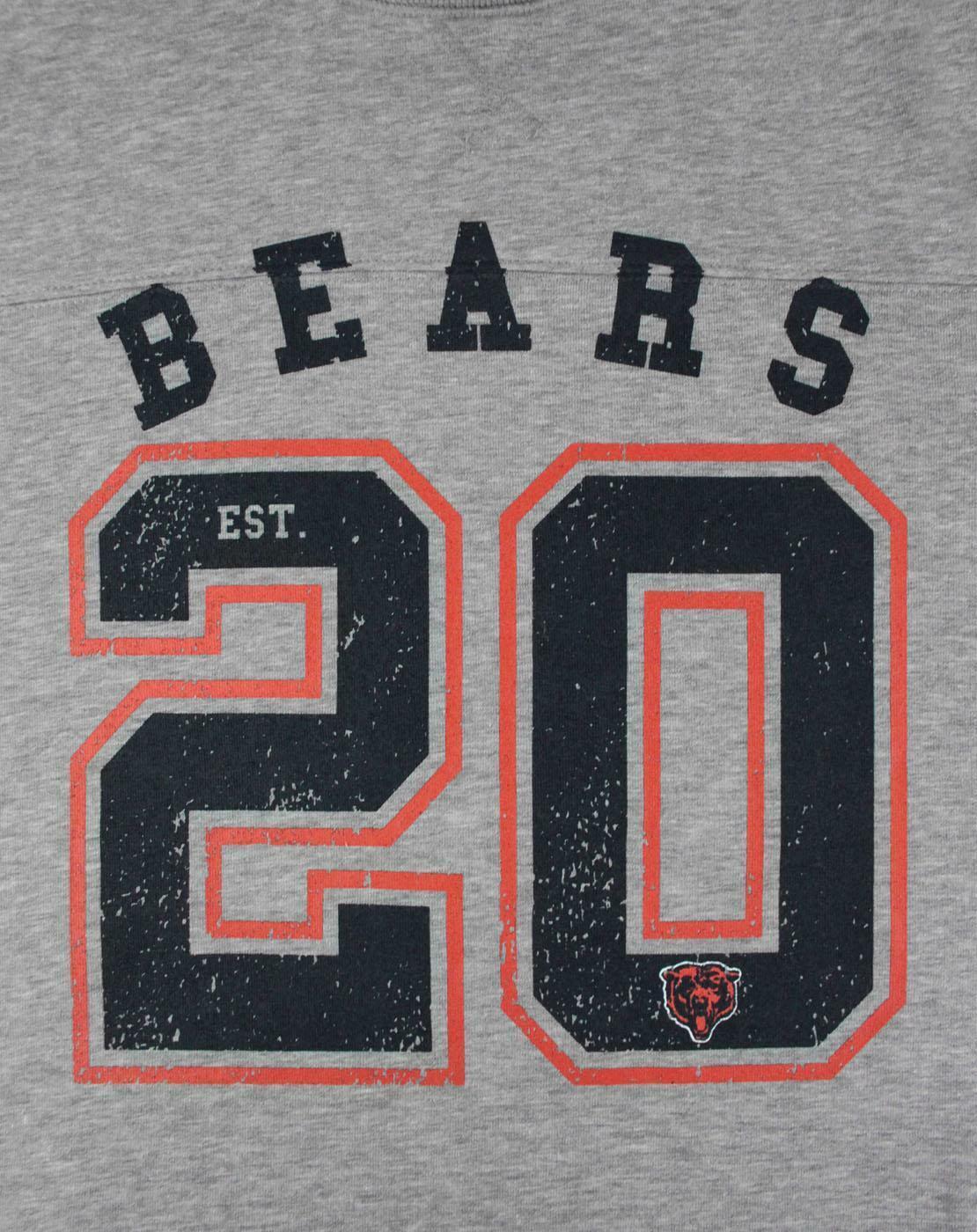 New-Era-NFL-Chicago-Bears-Vintage-Number-Men-039-s-Sweater miniatura 7