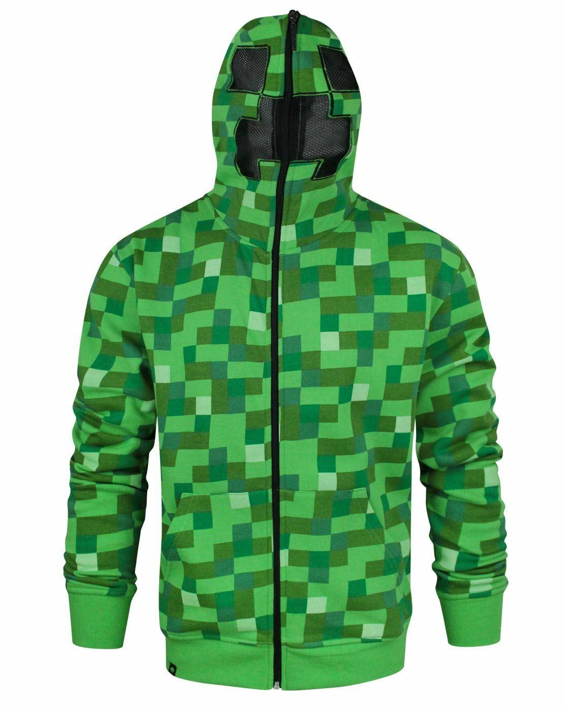 Mens Hoodie Sweatshirt Crainer-Game Sweater Black
