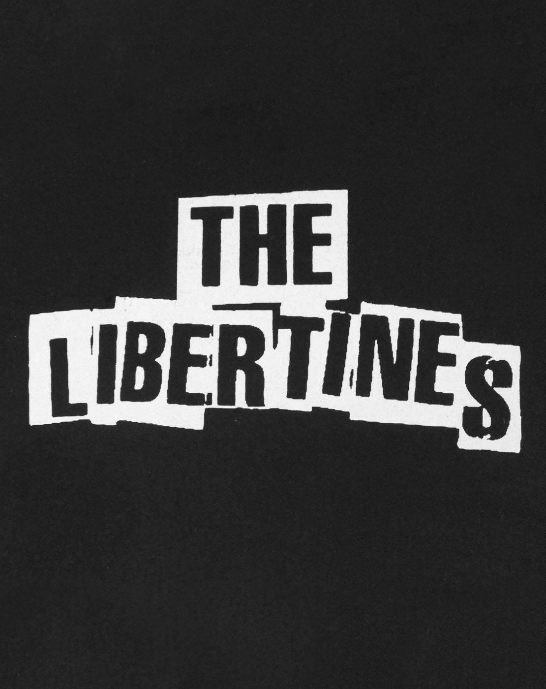 The-Libertines-Logo-Men-039-s-T-Shirt thumbnail 6