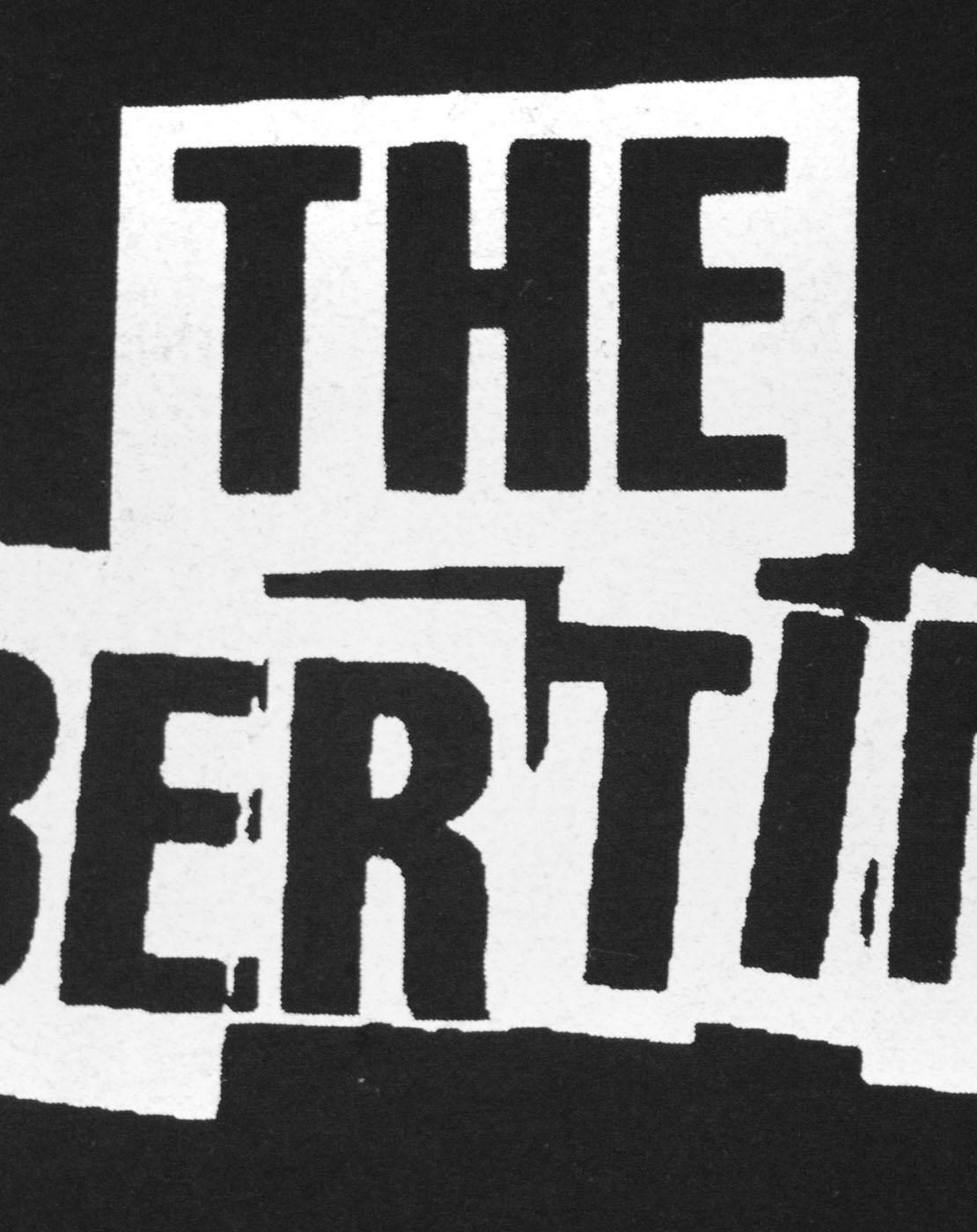The-Libertines-Logo-Men-039-s-T-Shirt thumbnail 7
