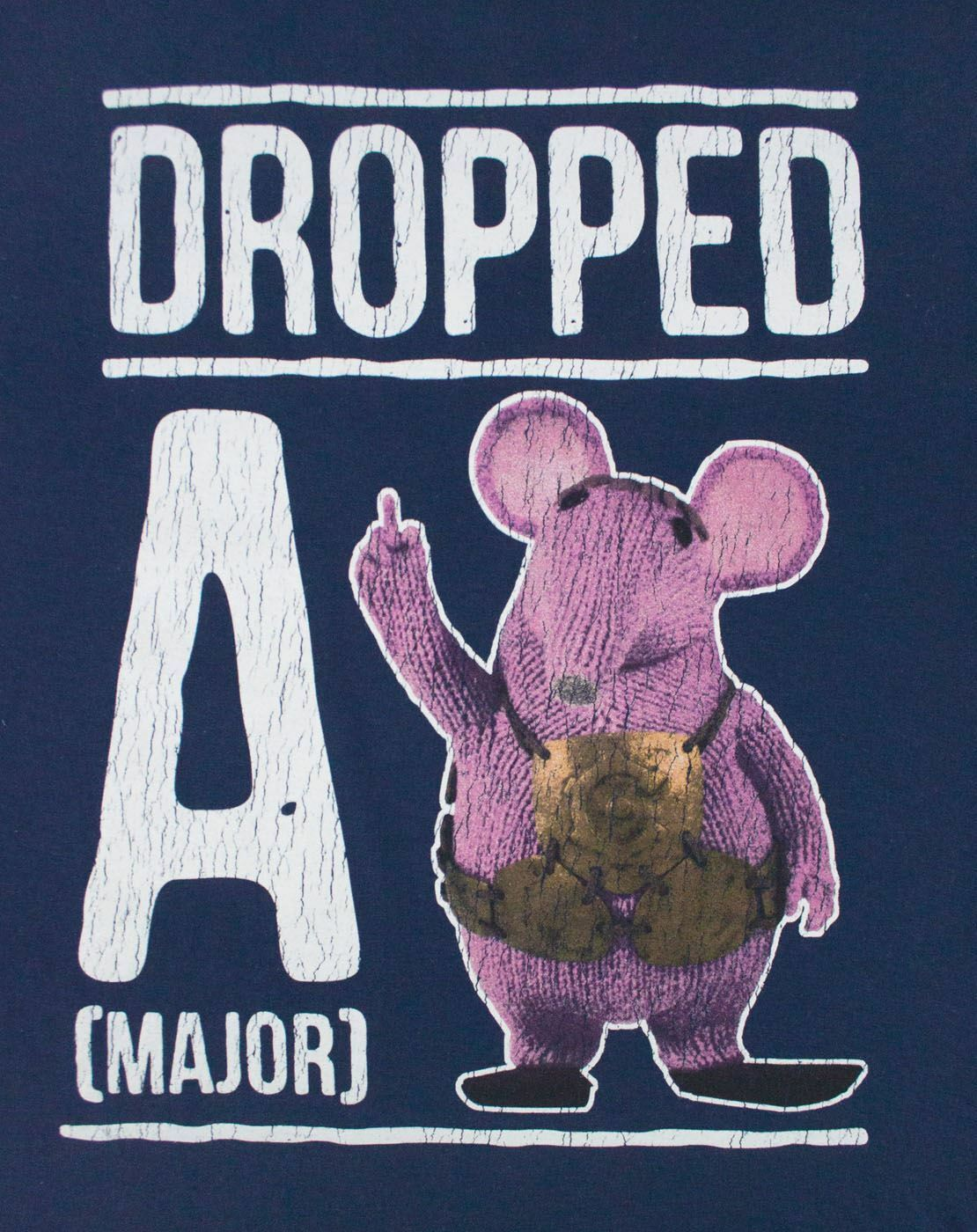 Official Clangers Somewhere In Space T-Shirt From Treasure From The Bags