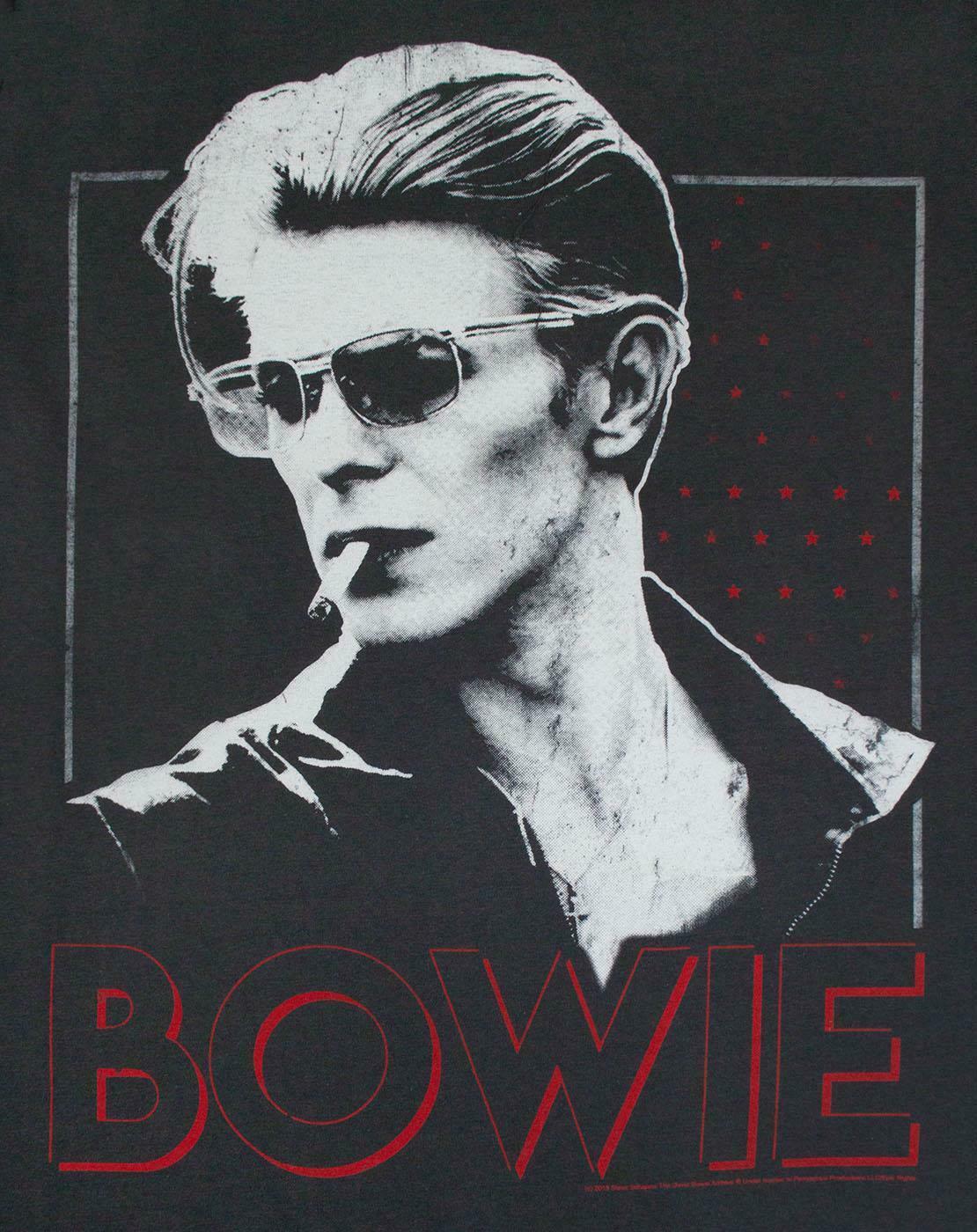 David Bowie 80s Era Amplified Unisex T-Shirt