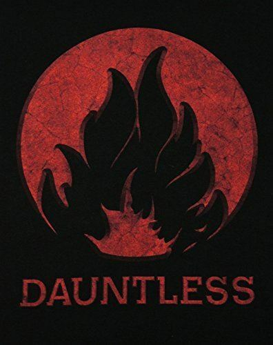 Divergent-Dauntless-Women-039-s-T-Shirt thumbnail 10