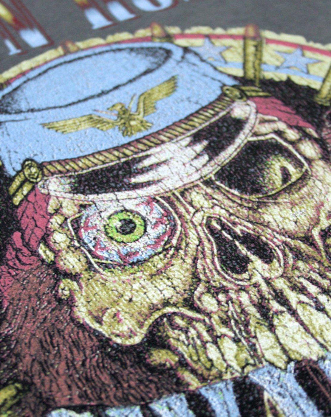 Amplified-Guns-N-Roses-Civil-War-Women-039-s-T-Shirt thumbnail 7