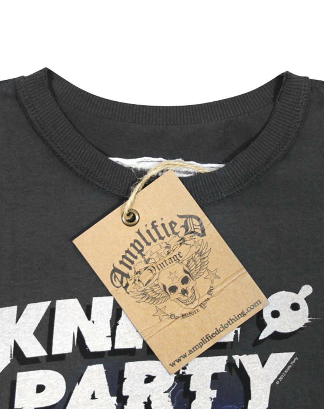 Amplified-Knife-Party-Women-039-s-T-Shirt thumbnail 8