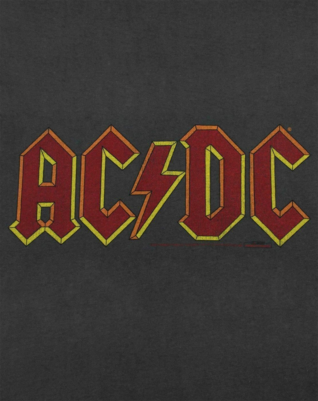 Amplified-AC-DC-Logo-Women-039-s-T-Shirt thumbnail 6