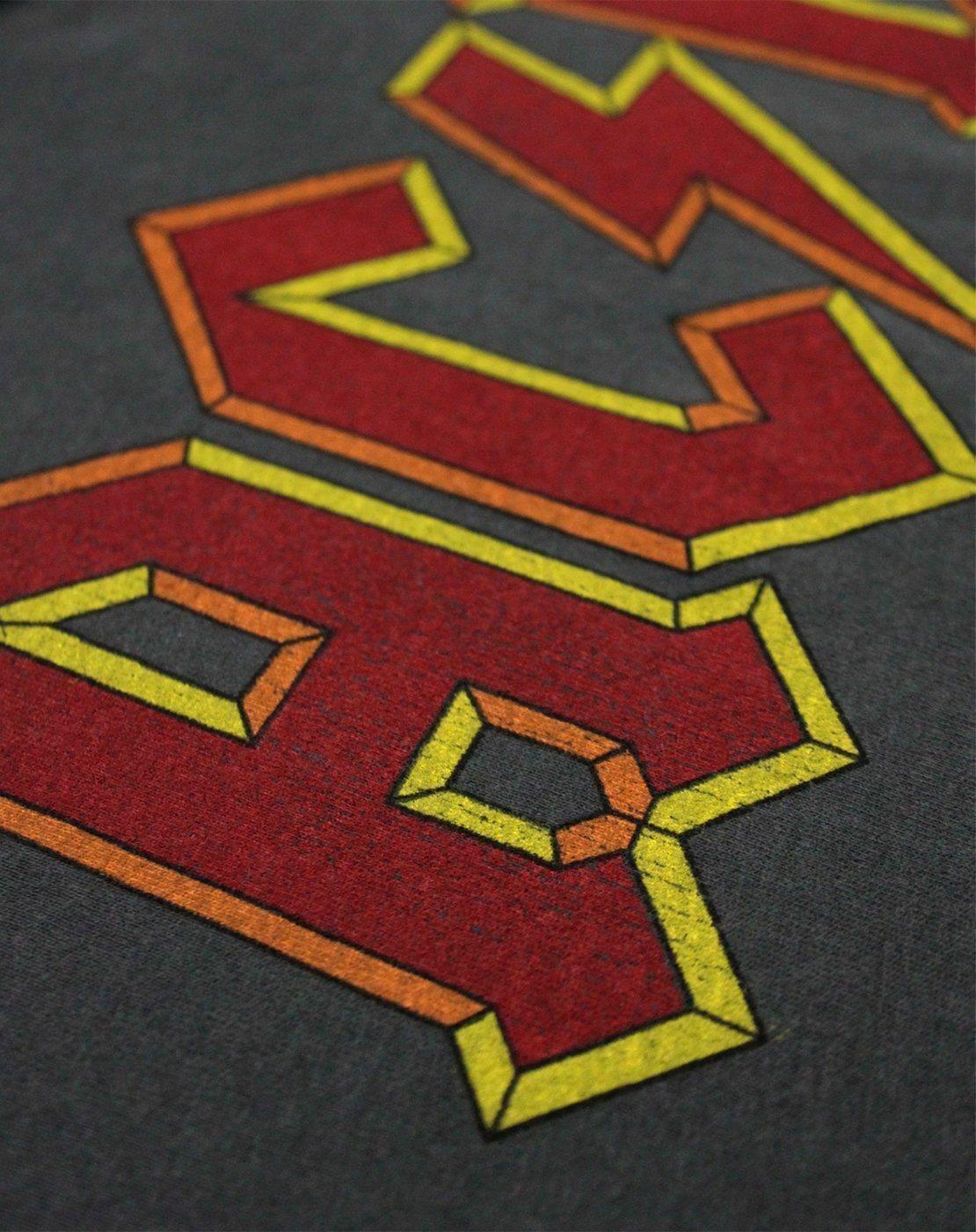 Amplified-AC-DC-Logo-Women-039-s-T-Shirt thumbnail 7