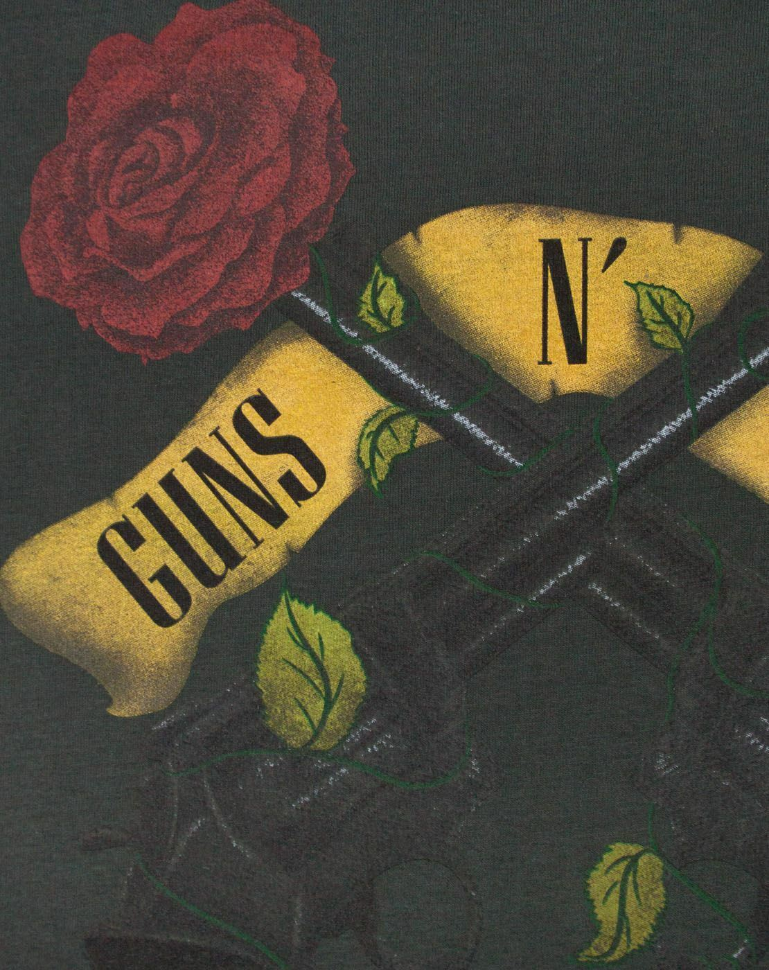 Amplified-Guns-N-Roses-Pistols-Women-039-s-T-Shirt thumbnail 7
