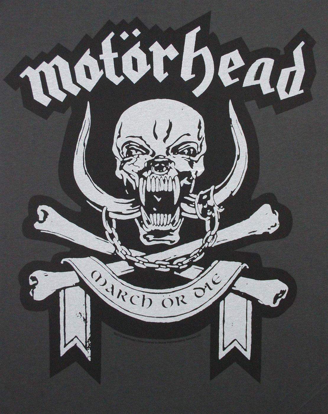 Amplified-Motorhead-March-Women-039-s-T-Shirt thumbnail 6