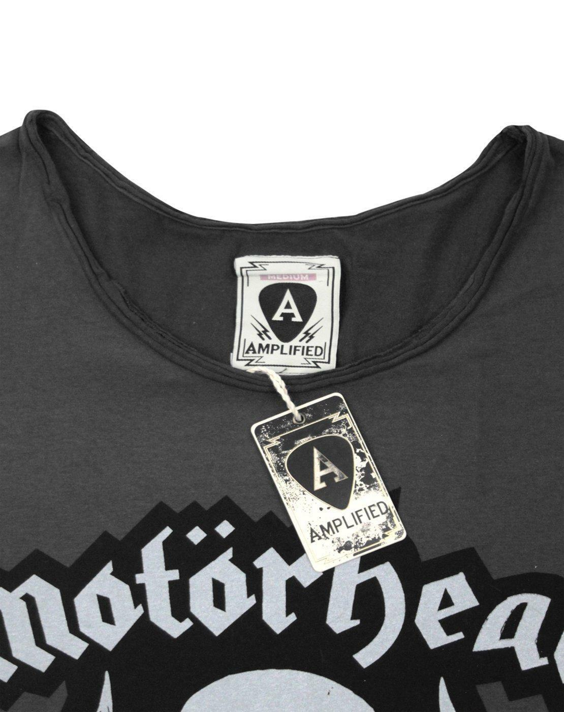 Amplified-Motorhead-March-Women-039-s-T-Shirt thumbnail 8