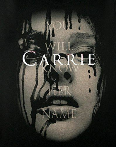 Carrie-The-Movie-2013-Women-039-s-T-Shirt thumbnail 7