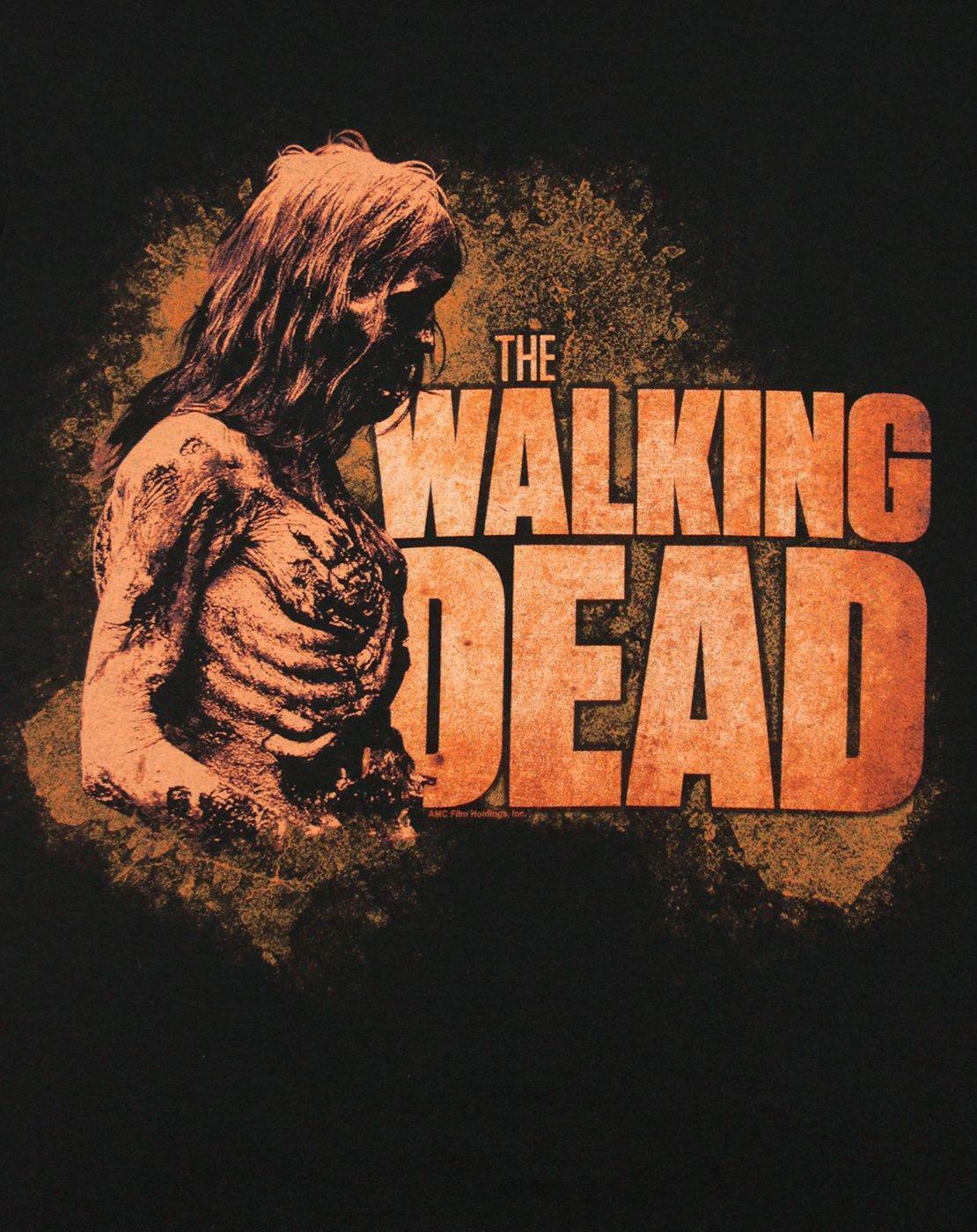 Walking-Dead-Zombies-Women-039-s-T-Shirt thumbnail 5