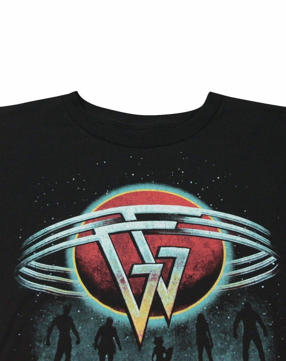 Guardians-Of-The-Galaxy-Planet-Women-039-s-T-Shirt thumbnail 8