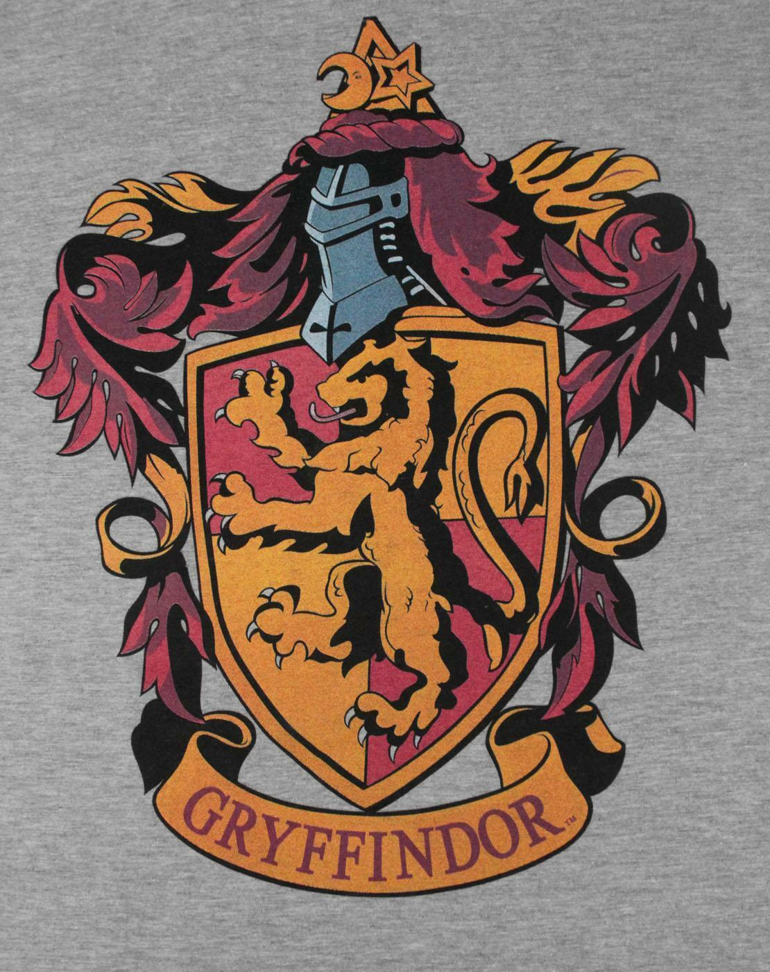Harry-Potter-Gryffindor-Women-039-s-T-Shirt thumbnail 6