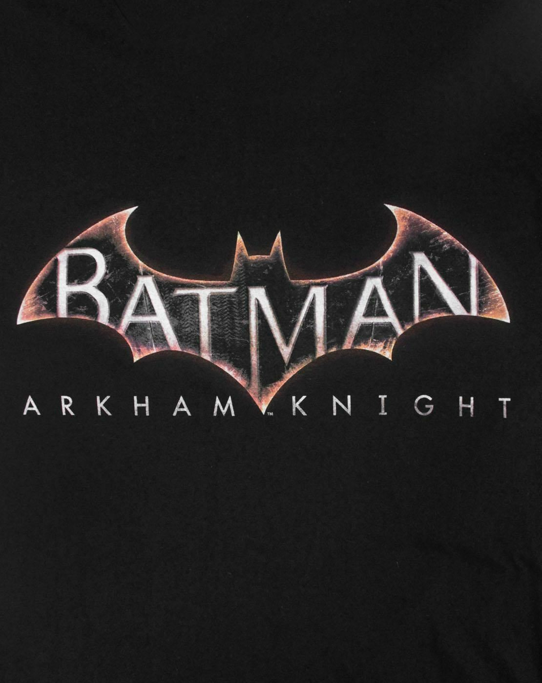 Batman-Arkham-Knight-Women-039-s-T-Shirt thumbnail 6