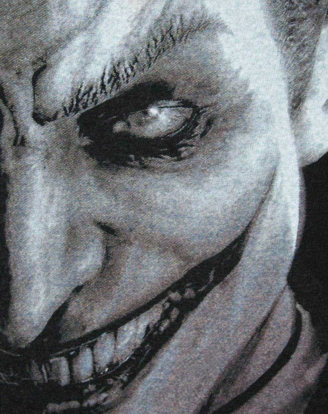 Batman-Arkham-Asylum-Joker-Women-039-s-T-Shirt thumbnail 7