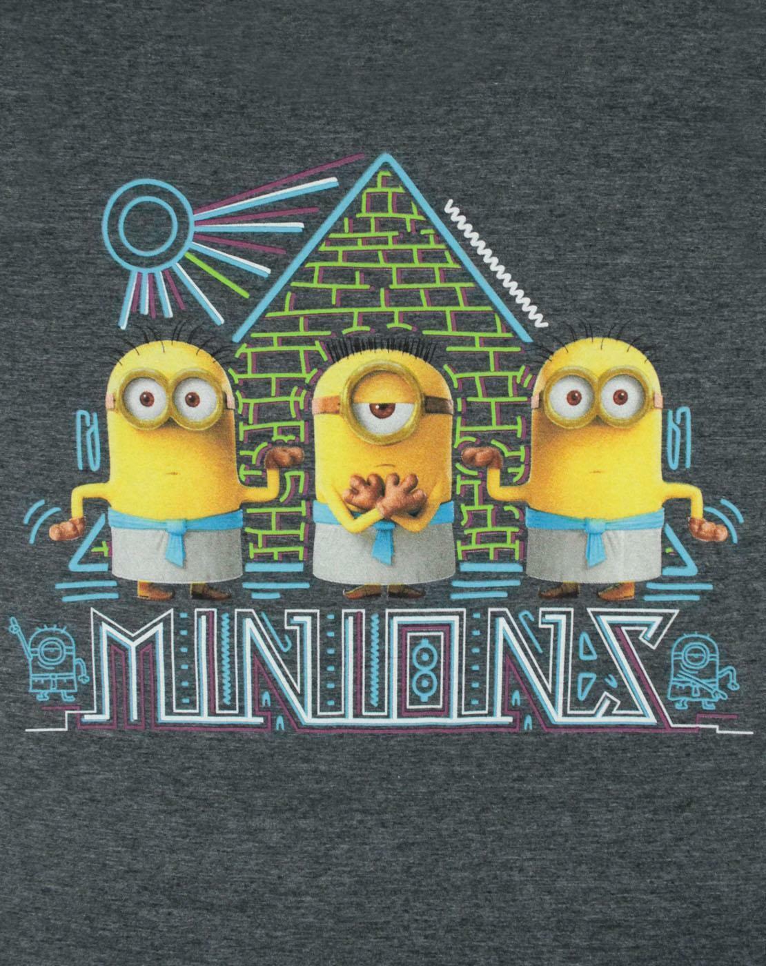 Minions-Egyptian-Women-039-s-T-Shirt thumbnail 6