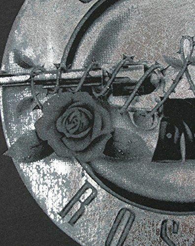 Amplified-Guns-N-Roses-Foil-Drum-Women-039-s-T-Shirt thumbnail 6