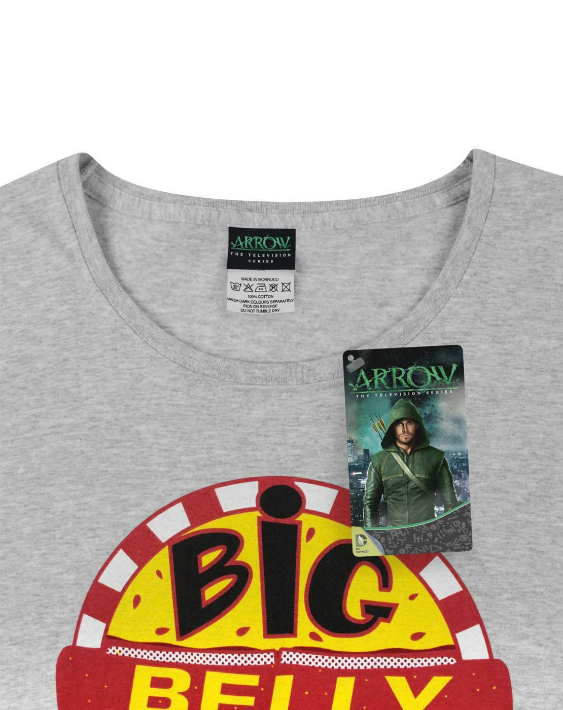 Arrow-Big-Belly-Burger-Women-039-s-T-Shirt thumbnail 12