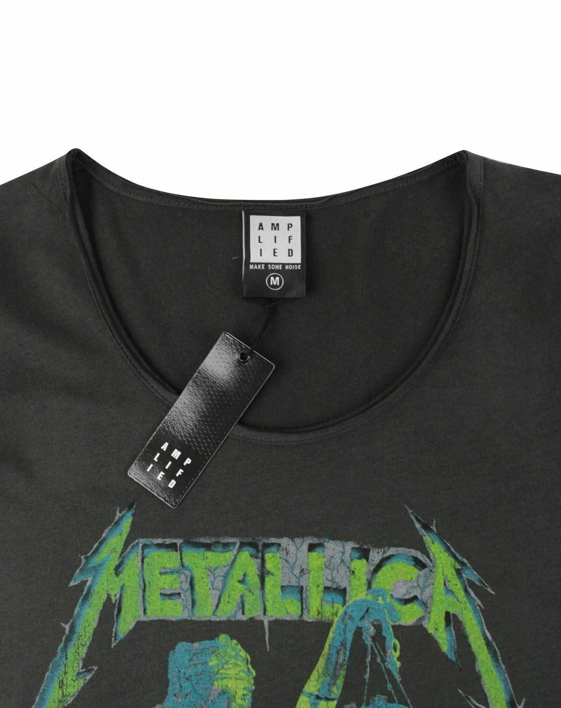Amplified-Metallica-Justice-For-All-Women-039-s-T-Shirt thumbnail 9