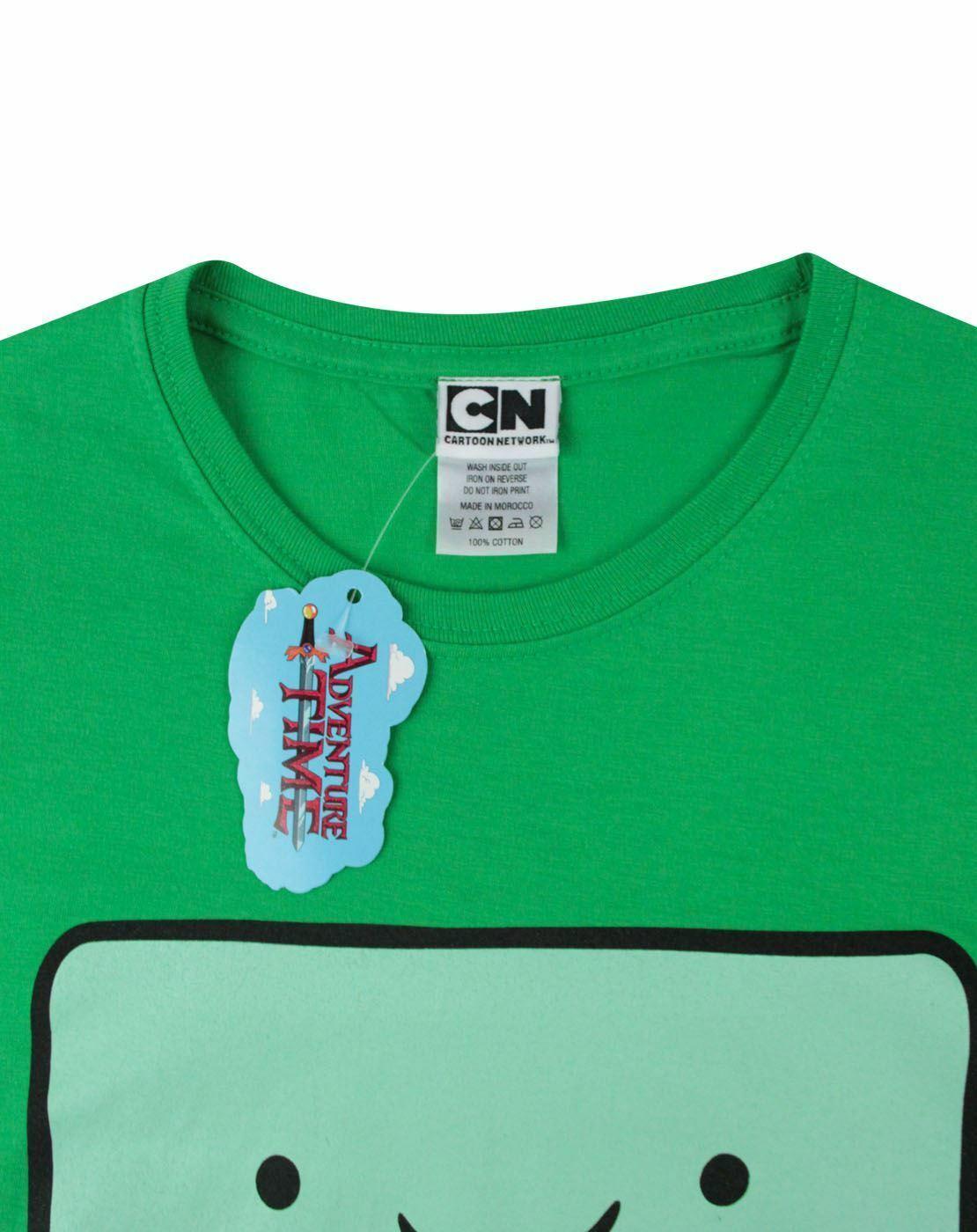 Adventure-Time-BMO-Women-039-s-T-Shirt thumbnail 6