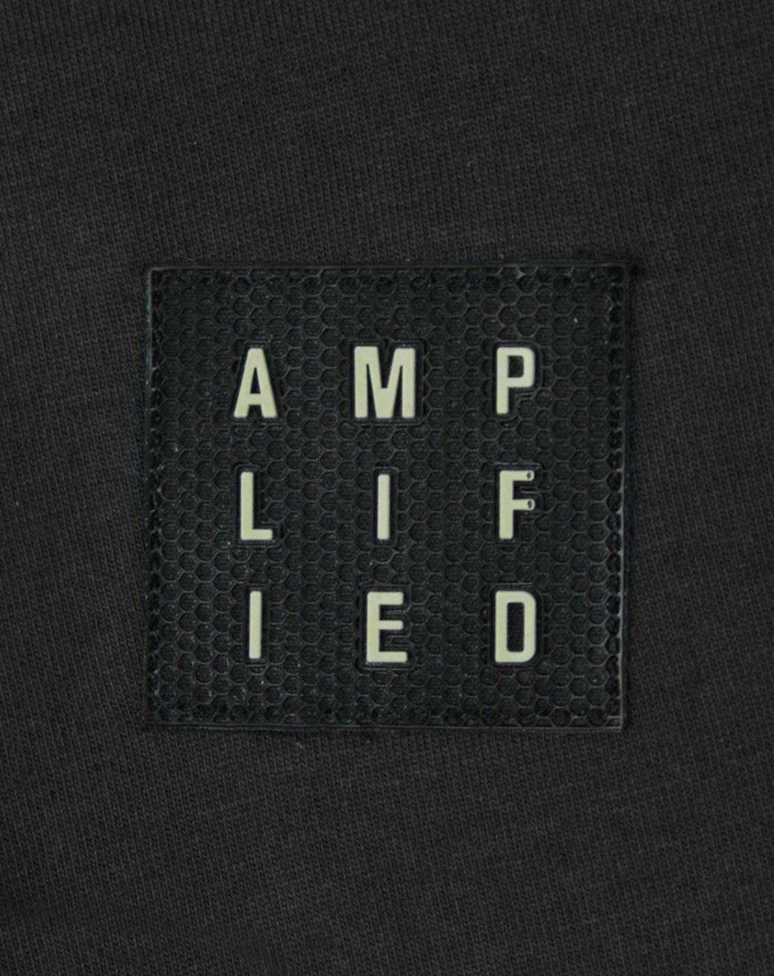 Amplified-Ramones-Seal-Logo-Women-039-s-Sheer-Panel-T-Shirt thumbnail 9