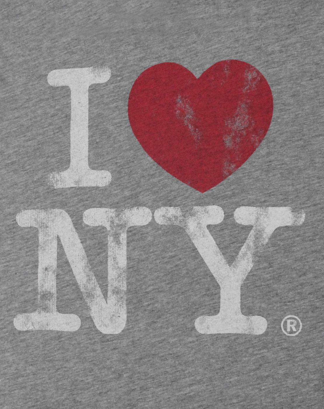 Junk-Food-I-Love-New-York-Women-039-s-T-Shirt thumbnail 6