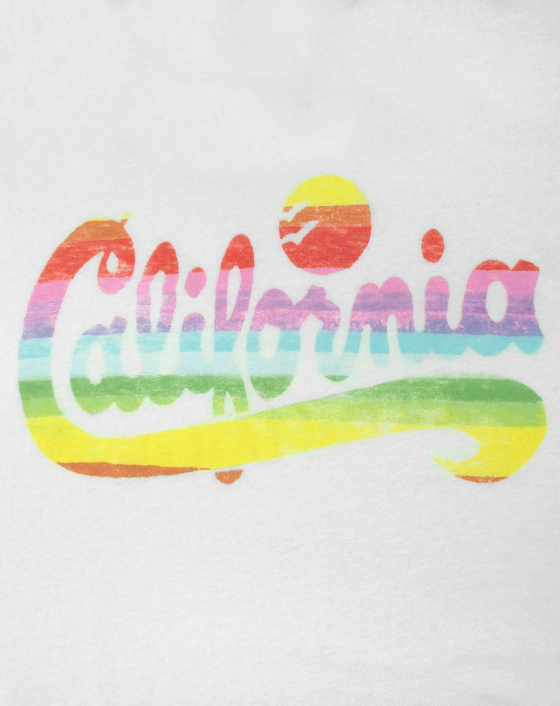 Junk-Food-California-Women-039-s-T-Shirt thumbnail 6