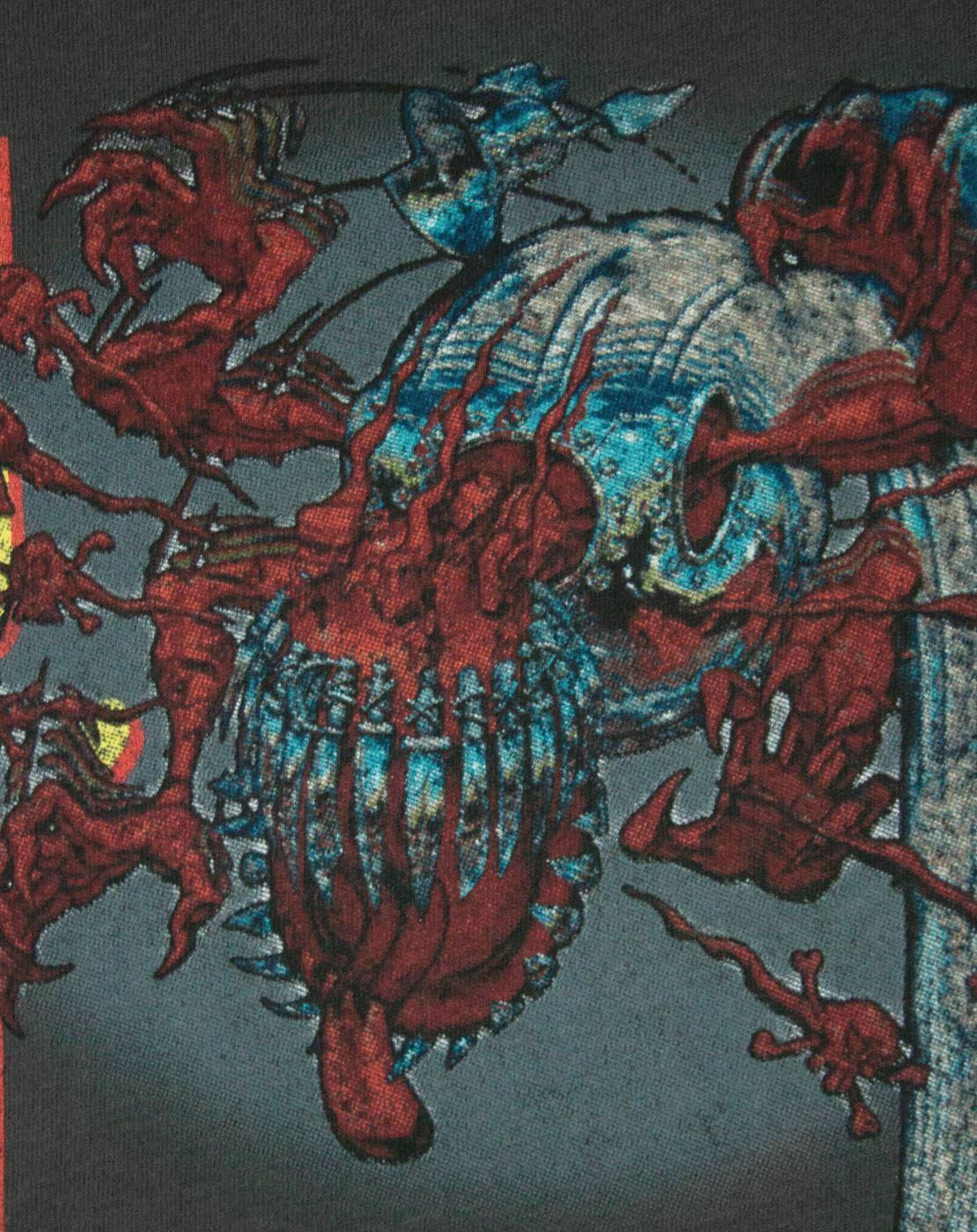 Amplified-Guns-N-Roses-Appetite-Attack-Women-039-s-T-Shirt thumbnail 7