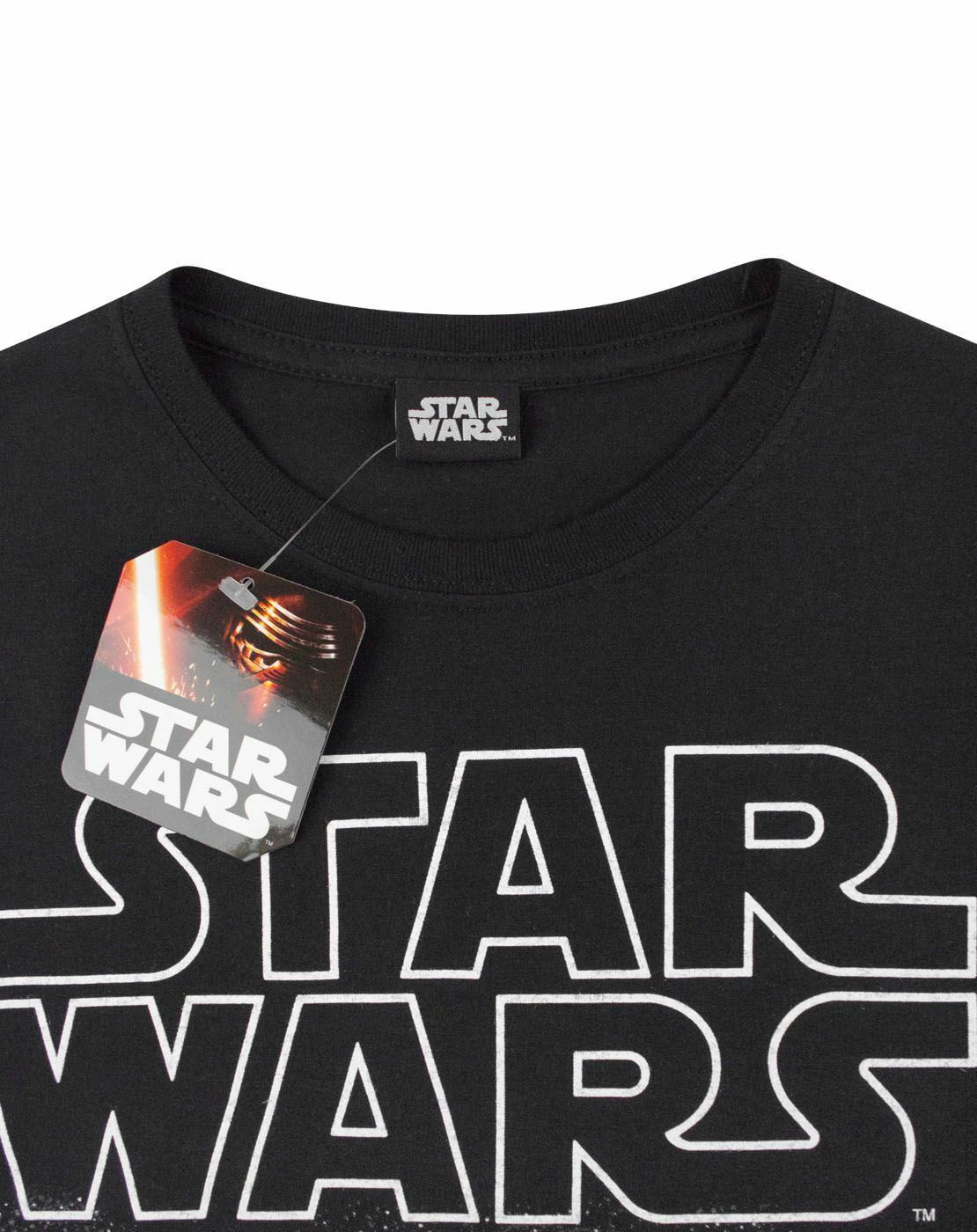 thumbnail 11 - Star-Wars-A-New-Hope-Poster-Women-039-s-Black-Tee-T-Shirt