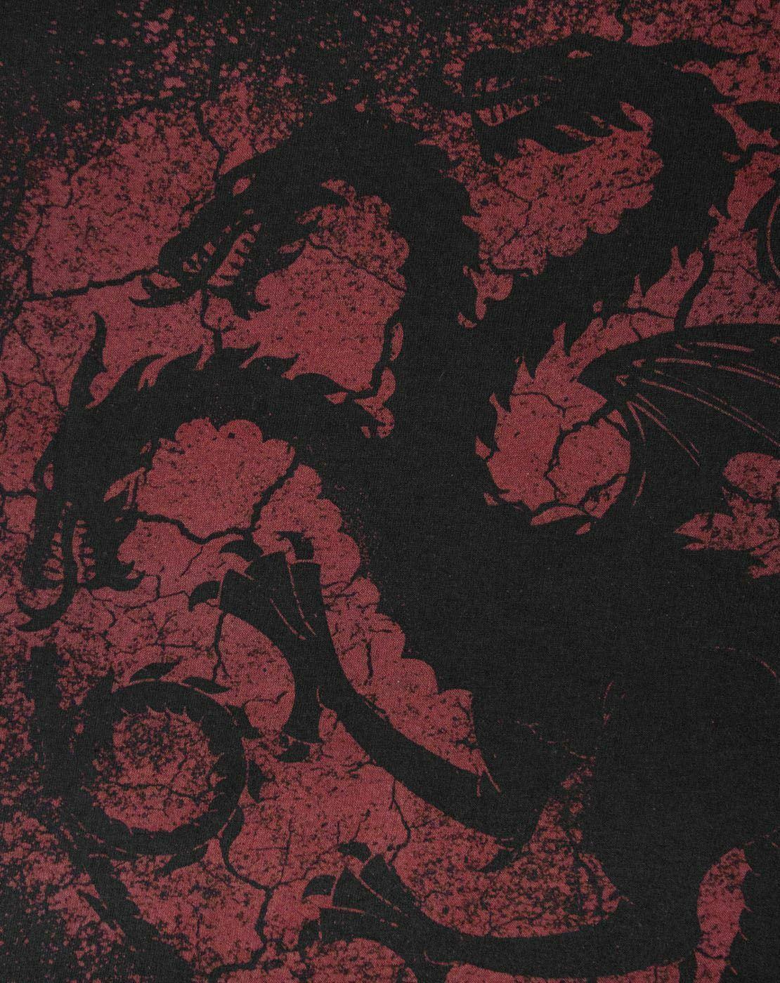 Game-Of-Thrones-House-Targaryen-Women-039-s-T-Shirt thumbnail 9