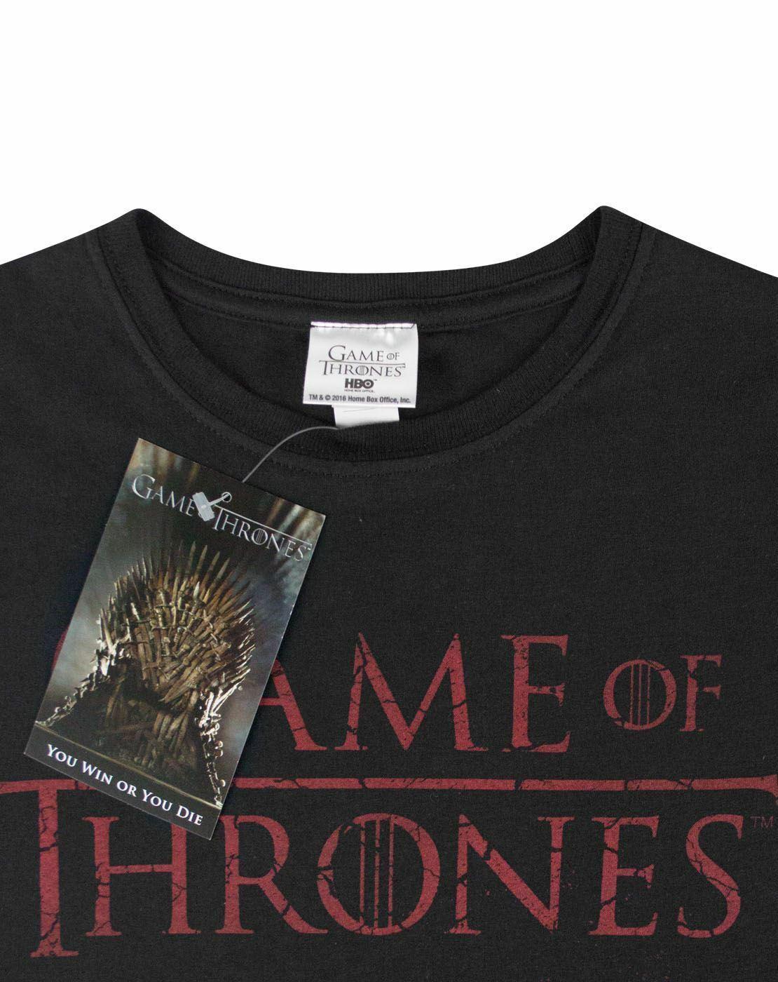 Game-Of-Thrones-House-Targaryen-Women-039-s-T-Shirt thumbnail 8